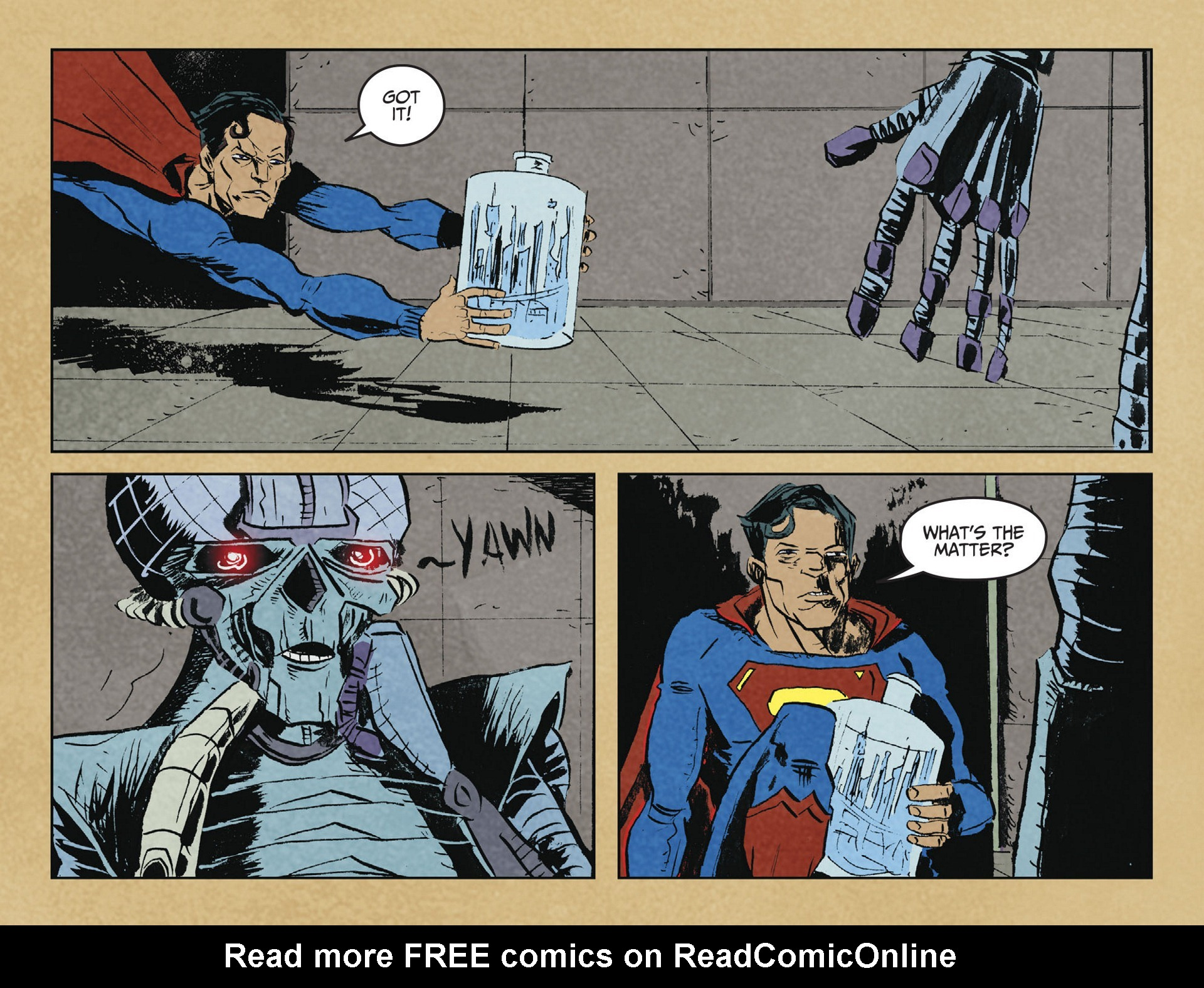 Read online Adventures of Superman [I] comic -  Issue #2 - 17