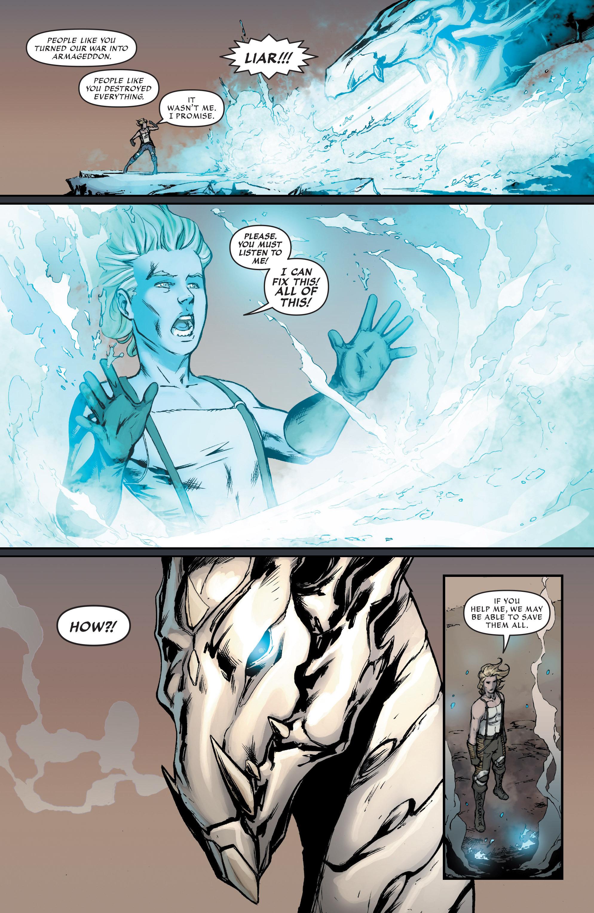 Read online Aspen Universe: Revelations comic -  Issue #1 - 19