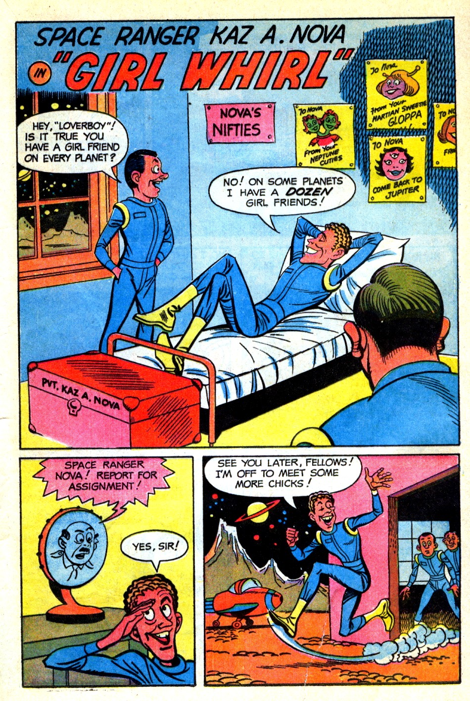 Archie's Madhouse issue 57 - Page 17