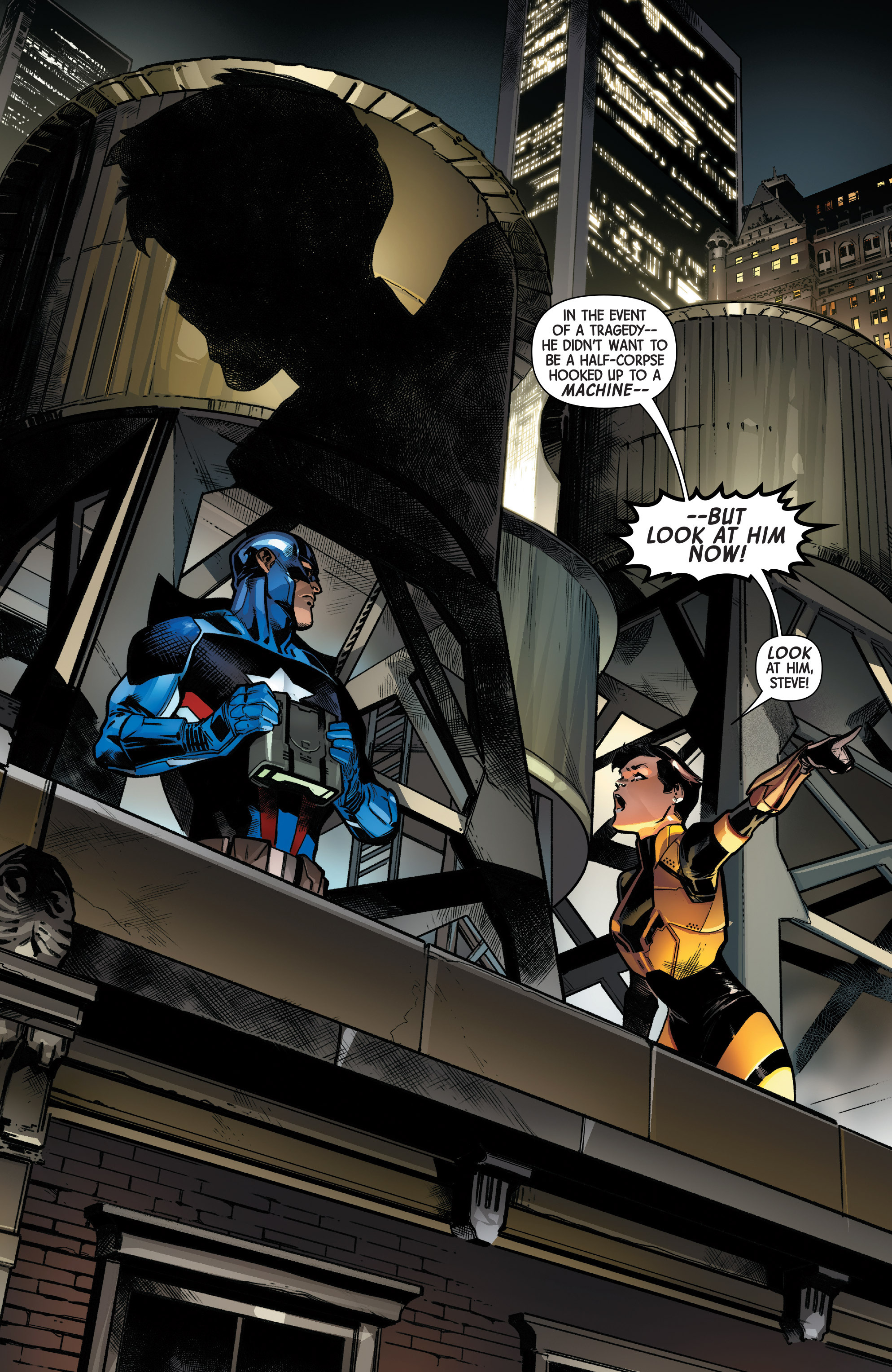 Read online Uncanny Avengers [II] comic -  Issue #10 - 12