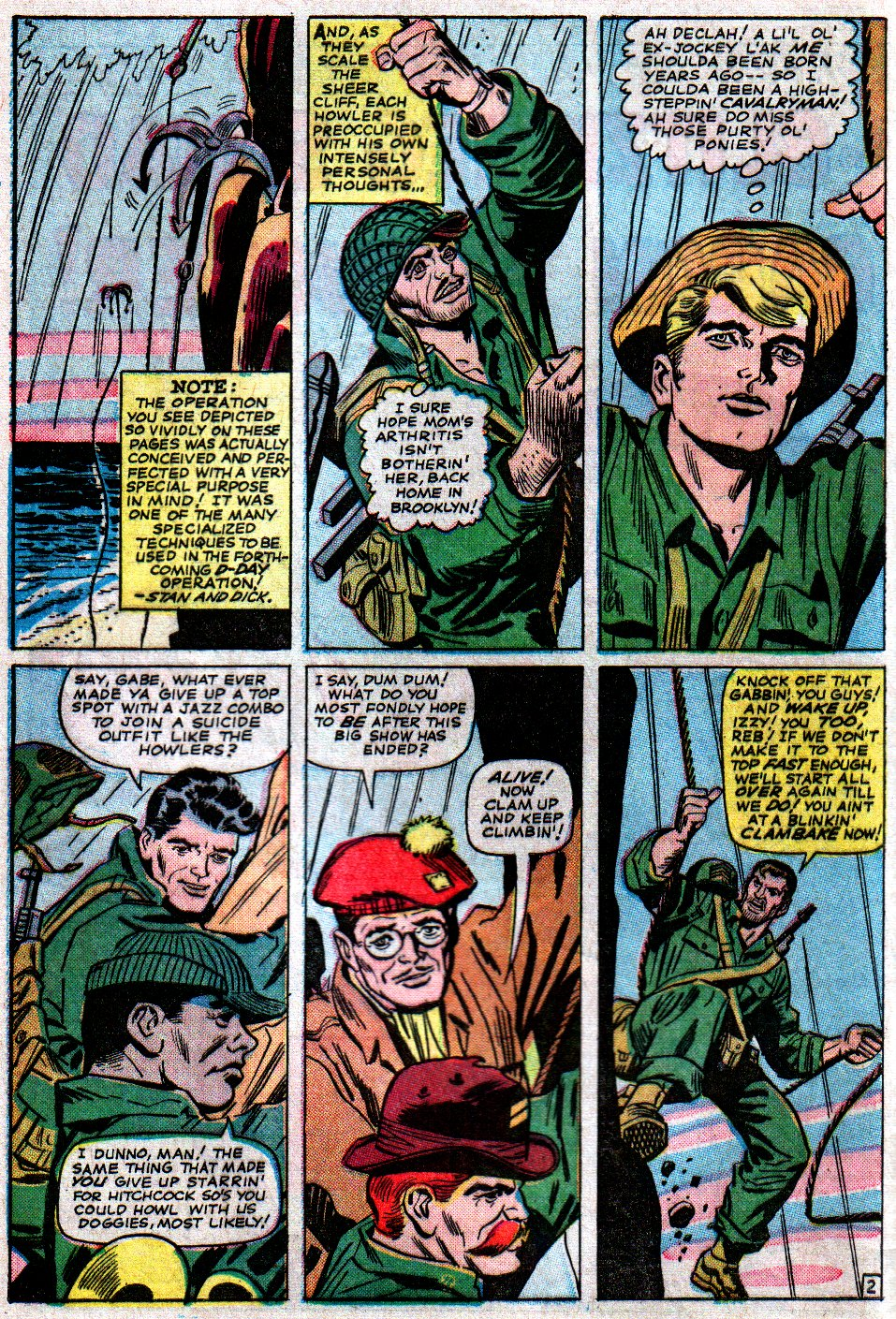 Read online Sgt. Fury comic -  Issue #14 - 4