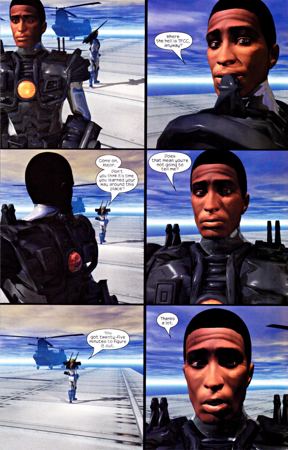 Read online U.S. War Machine 2.0 comic -  Issue #2 - 8