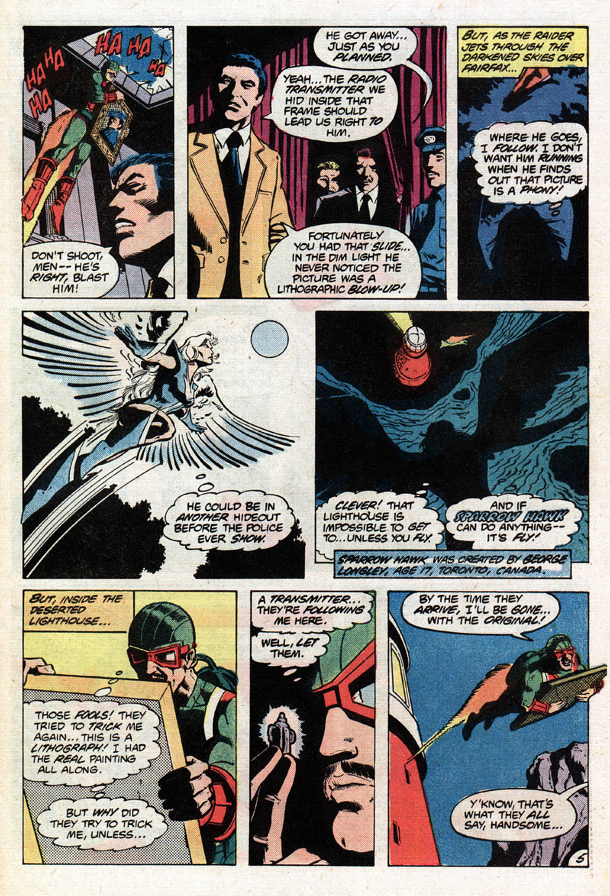Read online Adventure Comics (1938) comic -  Issue #486 - 25
