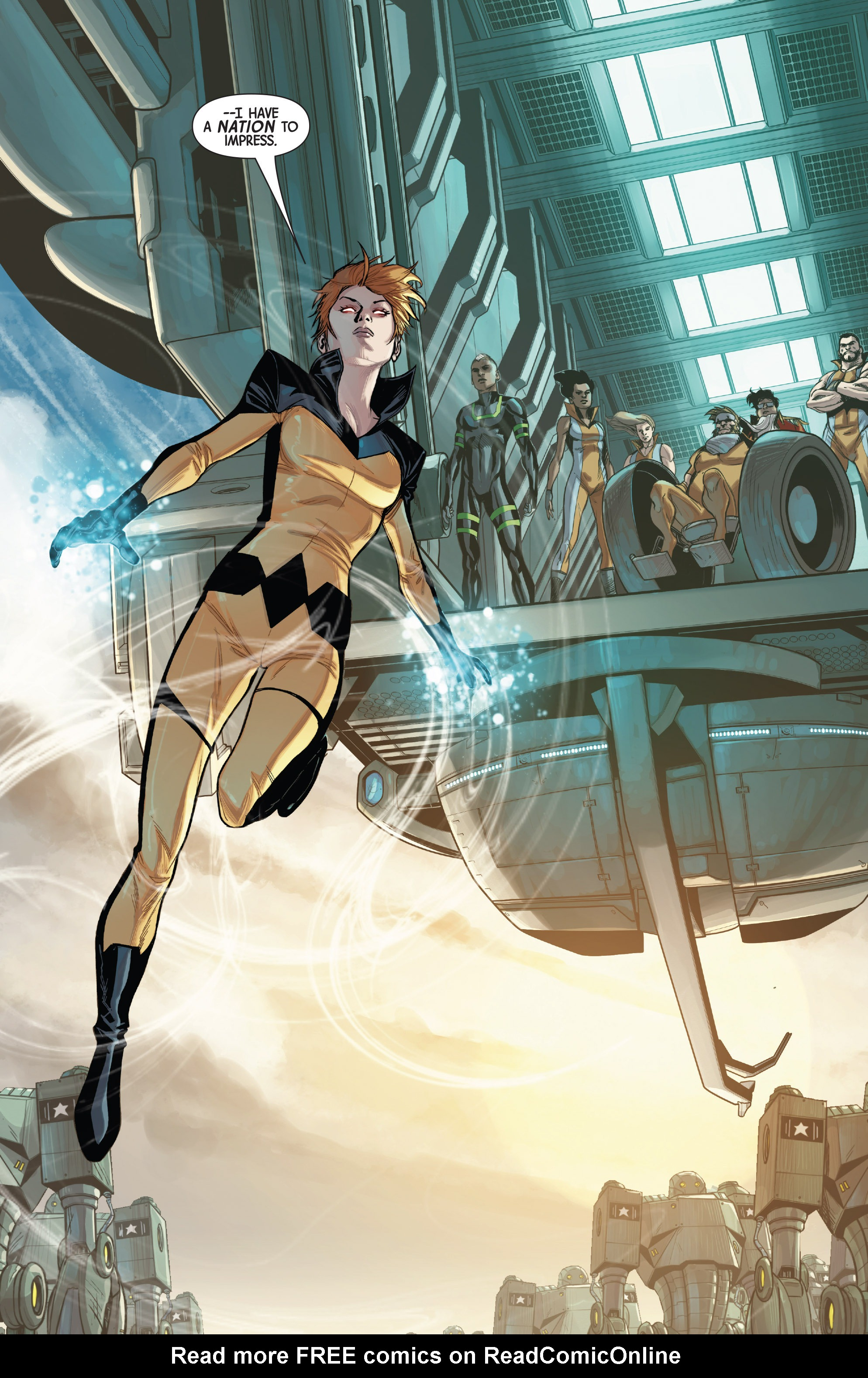 Read online All-New Inhumans comic -  Issue #2 - 5