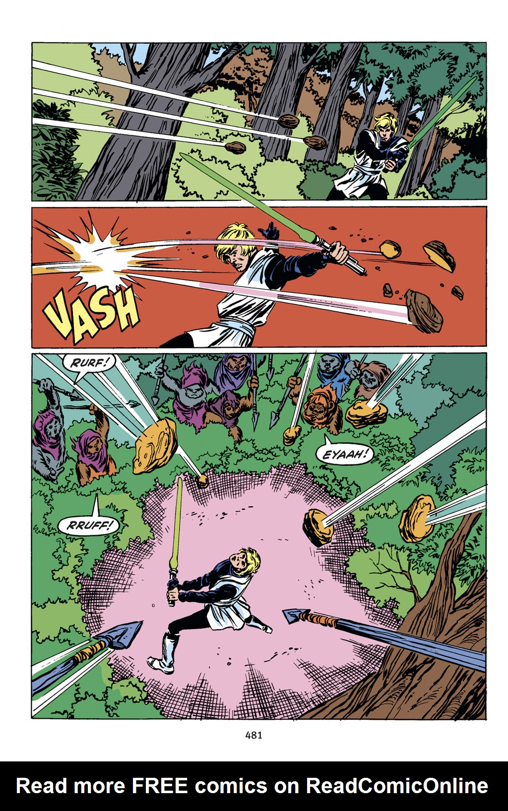 Read online Star Wars Omnibus comic -  Issue # Vol. 18.5 - 197