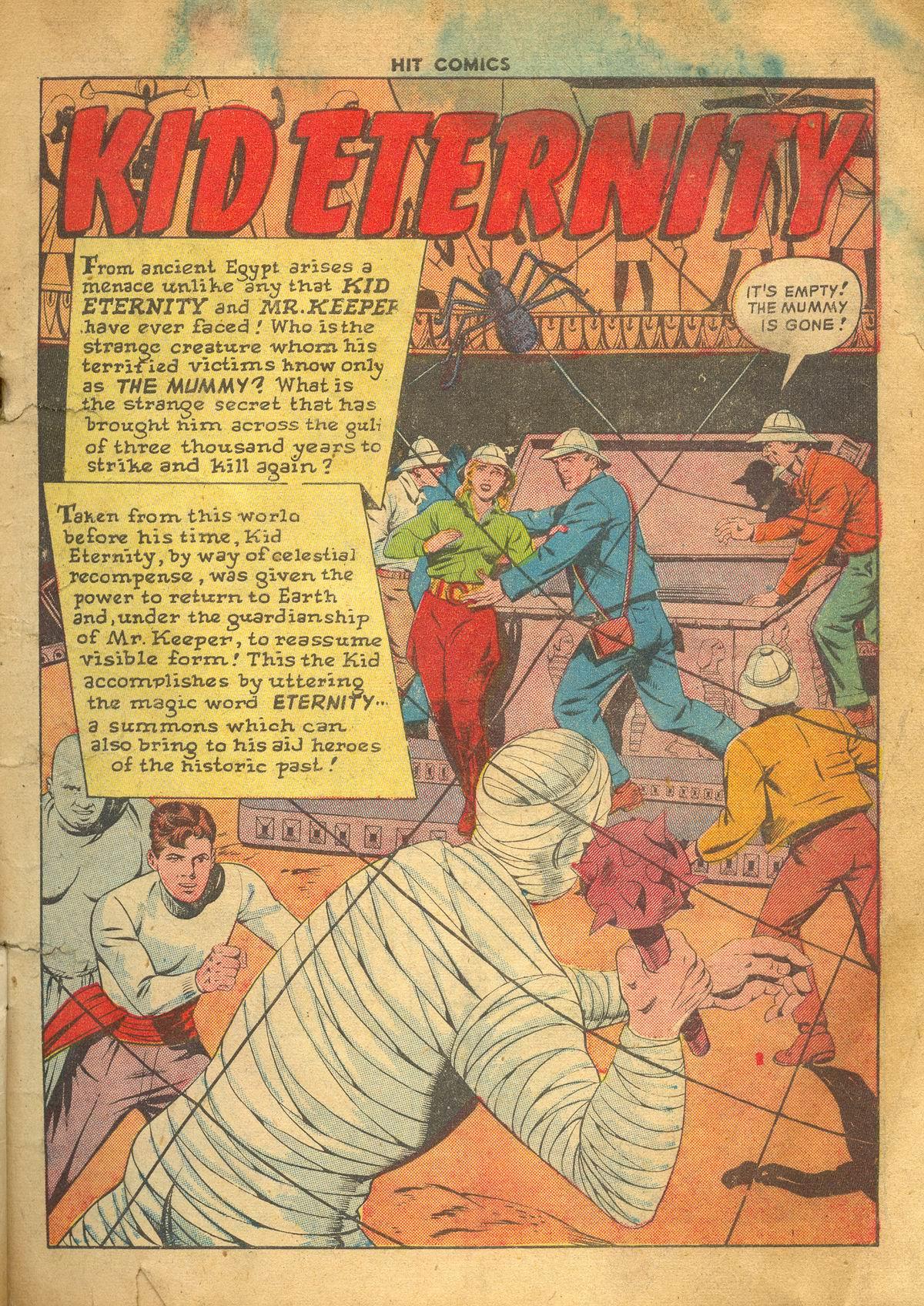 Read online Hit Comics comic -  Issue #60 - 3