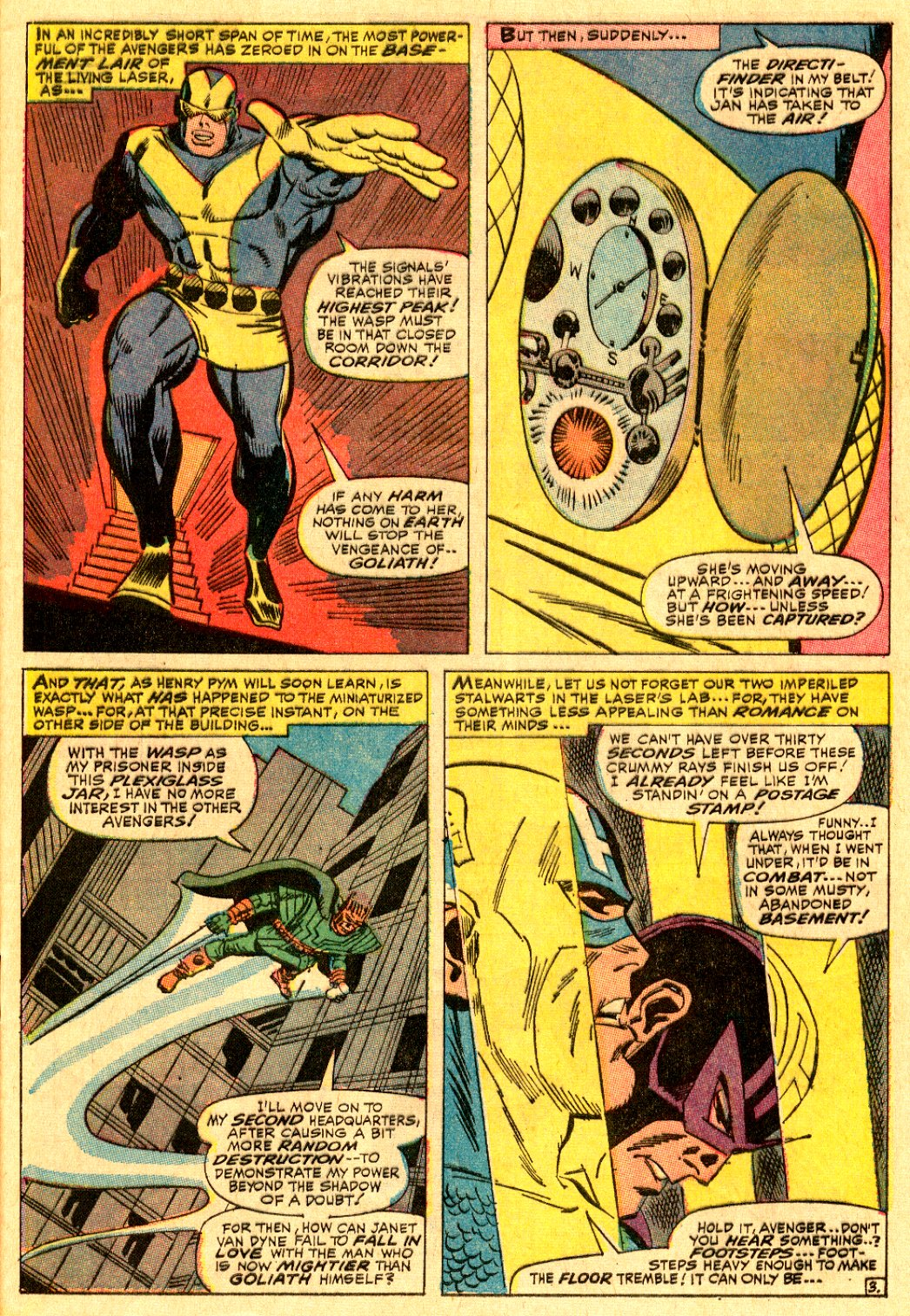 The Avengers (1963) 35 Page 3
