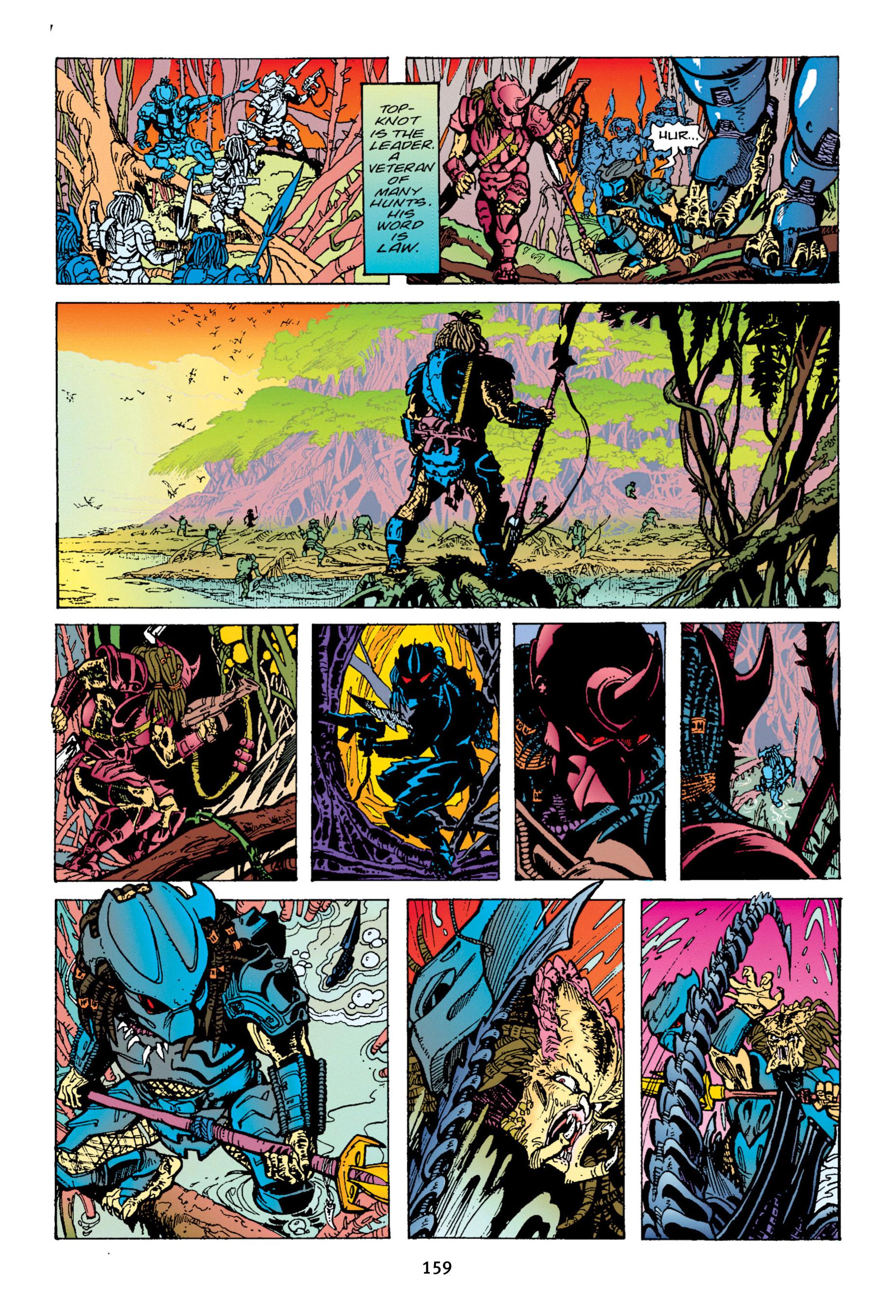 Read online Aliens vs. Predator Omnibus comic -  Issue # _TPB 1 Part 2 - 58