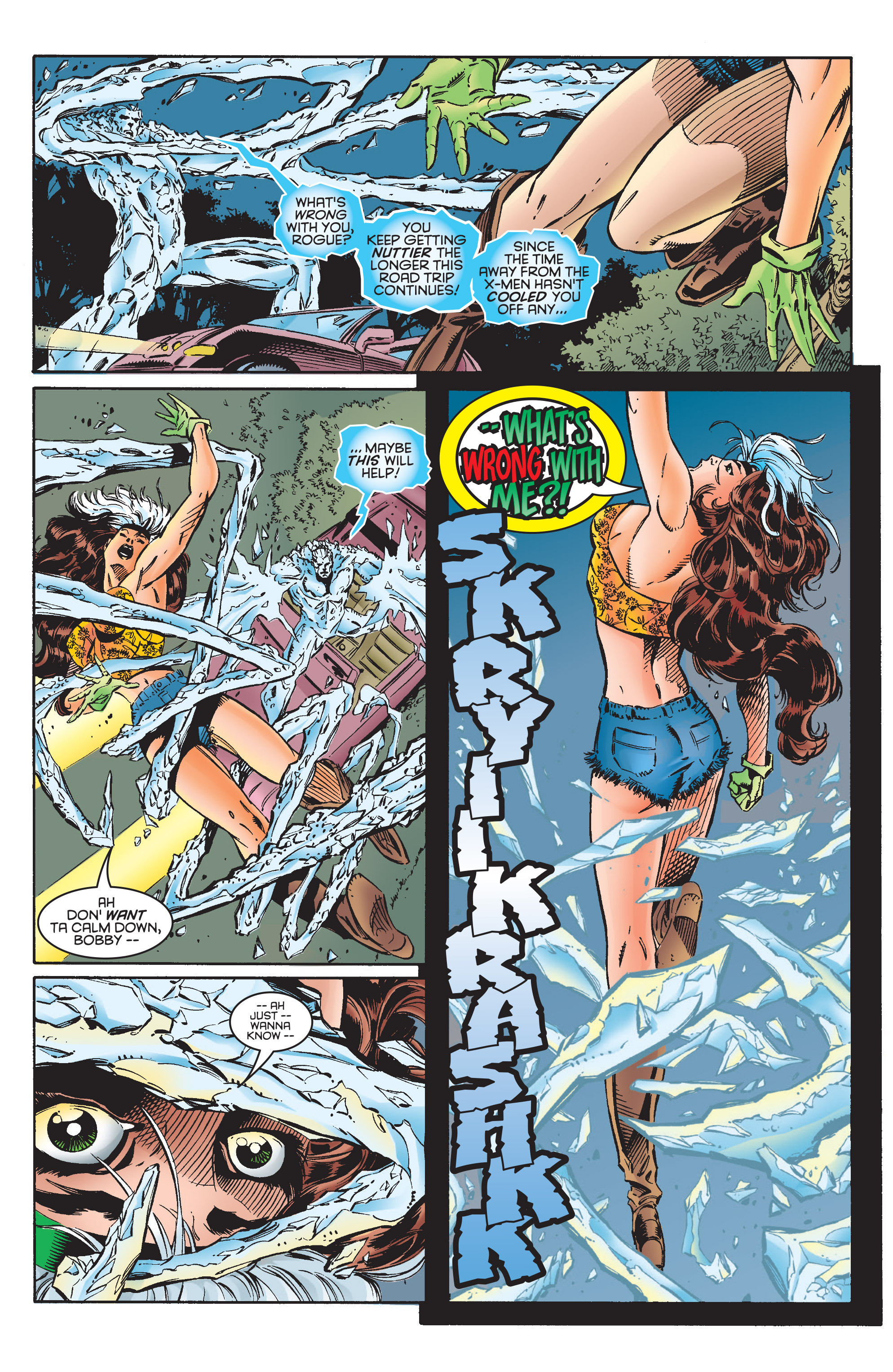 X-Men (1991) 45 Page 6