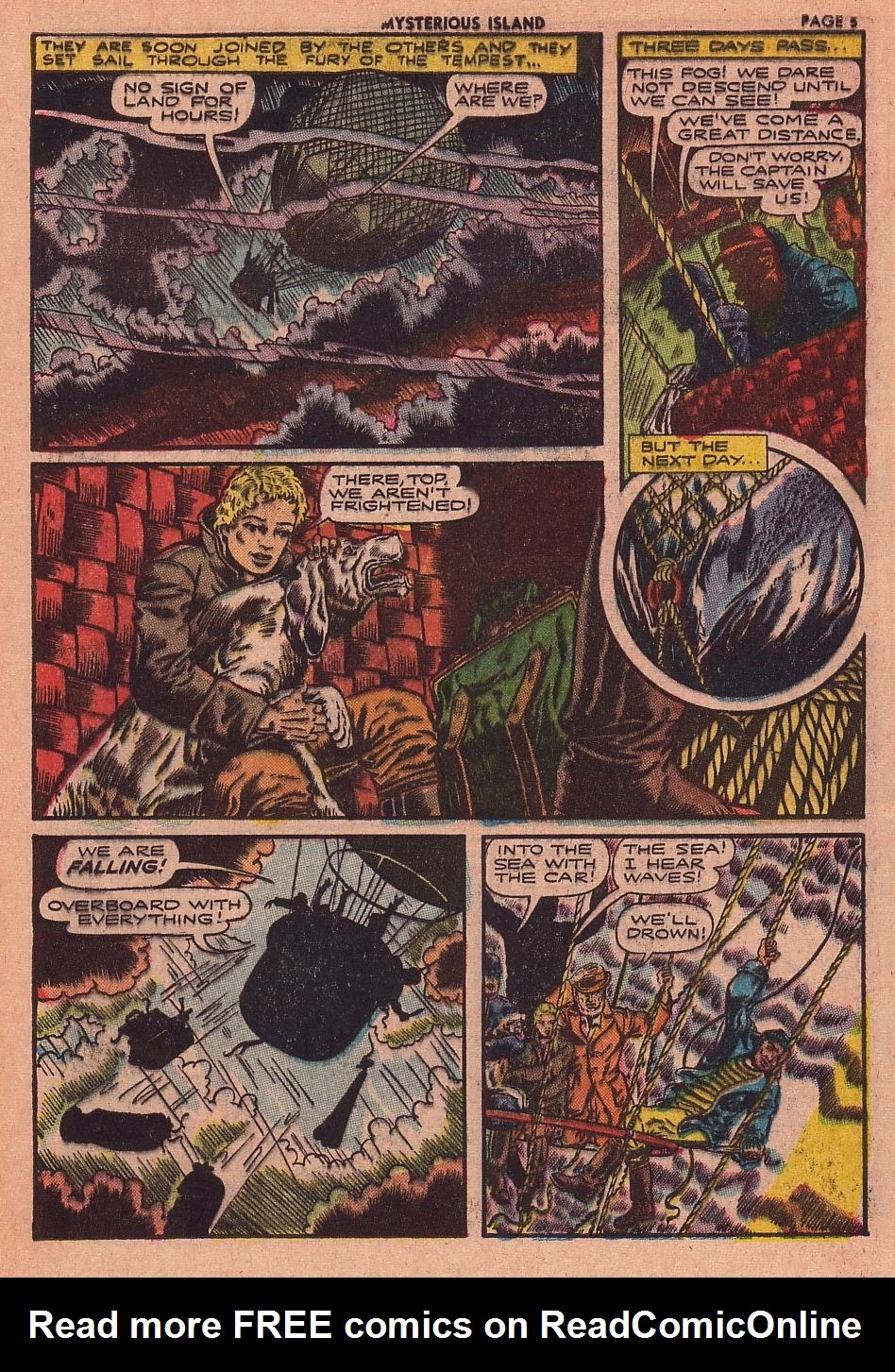 Classics Illustrated issue 34 - Page 6