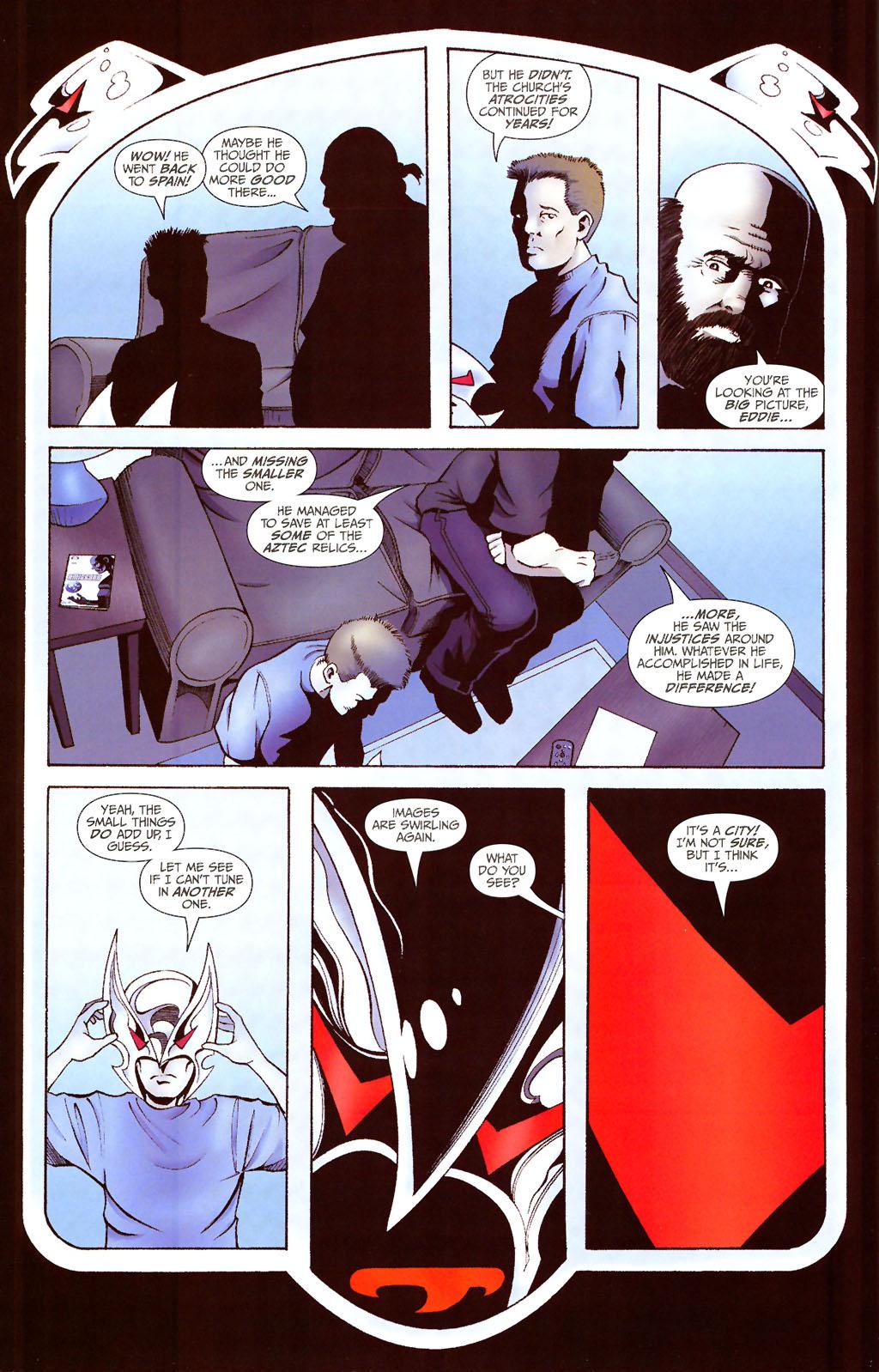 Read online ShadowHawk (2005) comic -  Issue #13 - 11