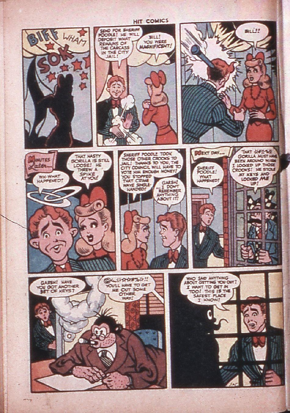 Read online Hit Comics comic -  Issue #33 - 57