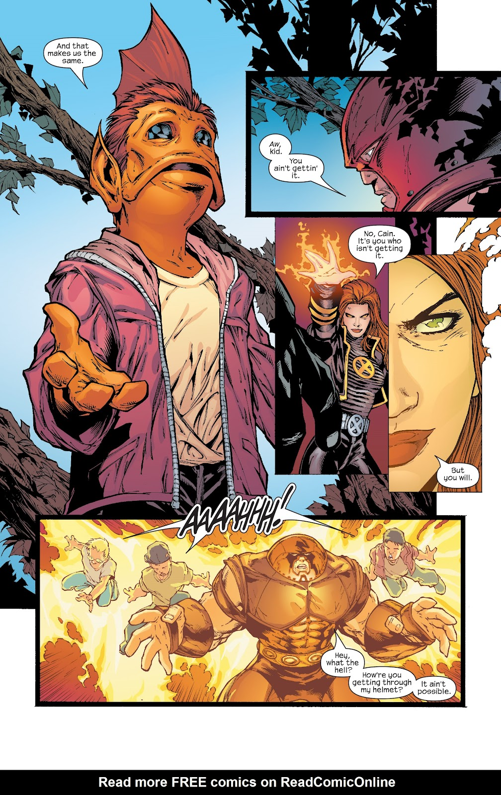 Read online X-Men: Unstoppable comic -  Issue # TPB (Part 2) - 86