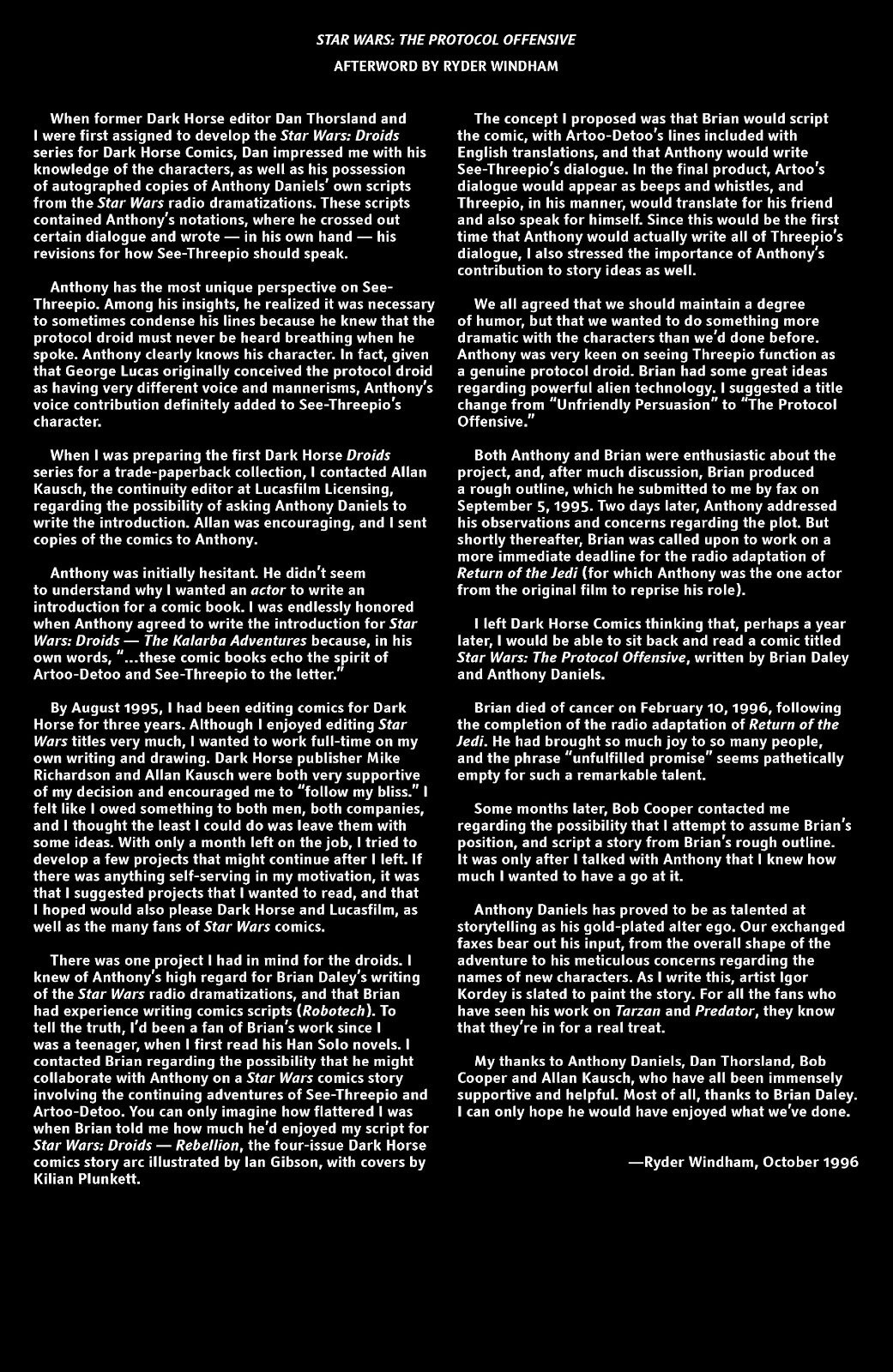 Read online Star Wars Legends Epic Collection: The Empire comic -  Issue # TPB 5 (Part 5) - 76