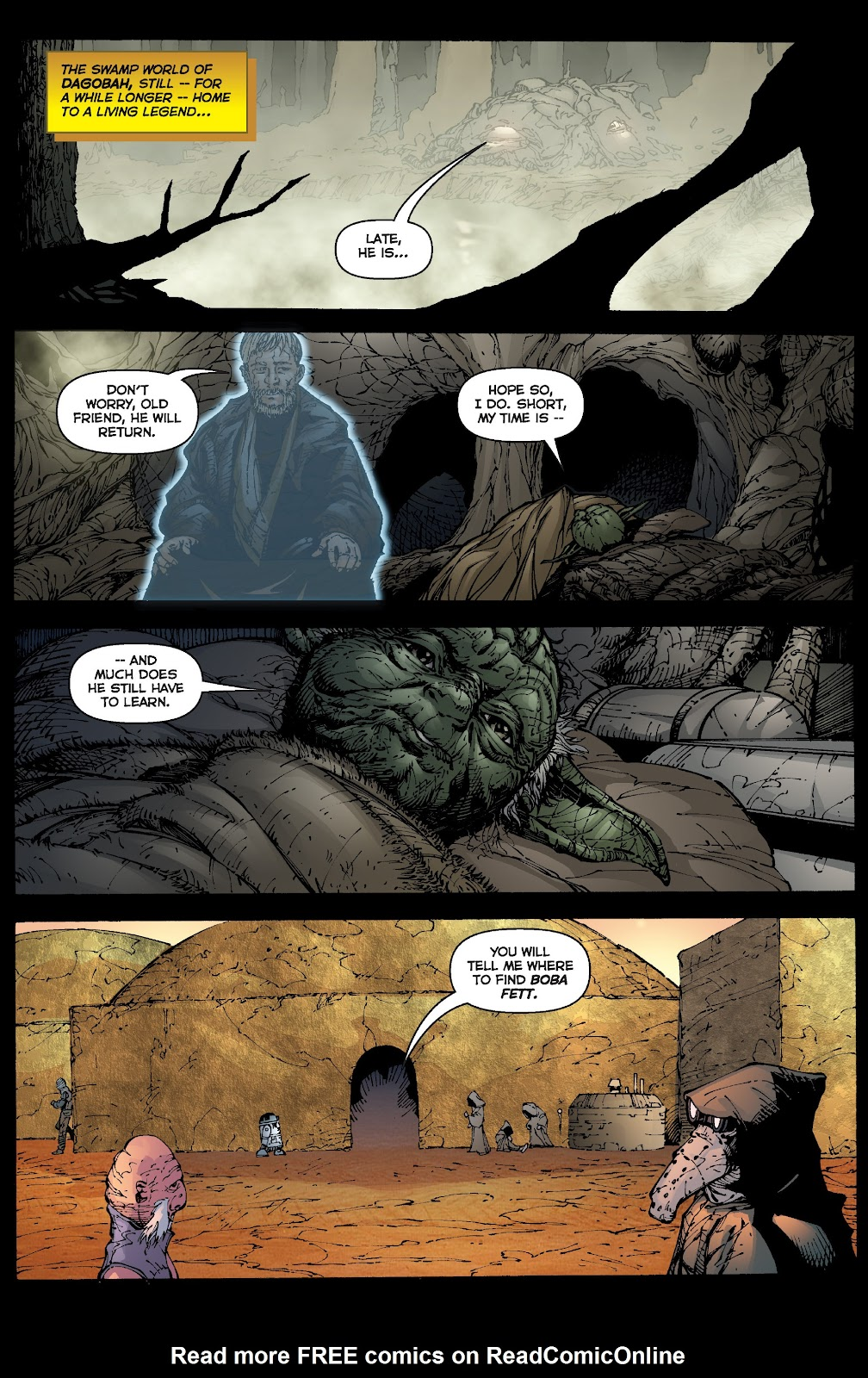 Read online Star Wars Legends: Infinities - Epic Collection comic -  Issue # TPB (Part 3) - 12