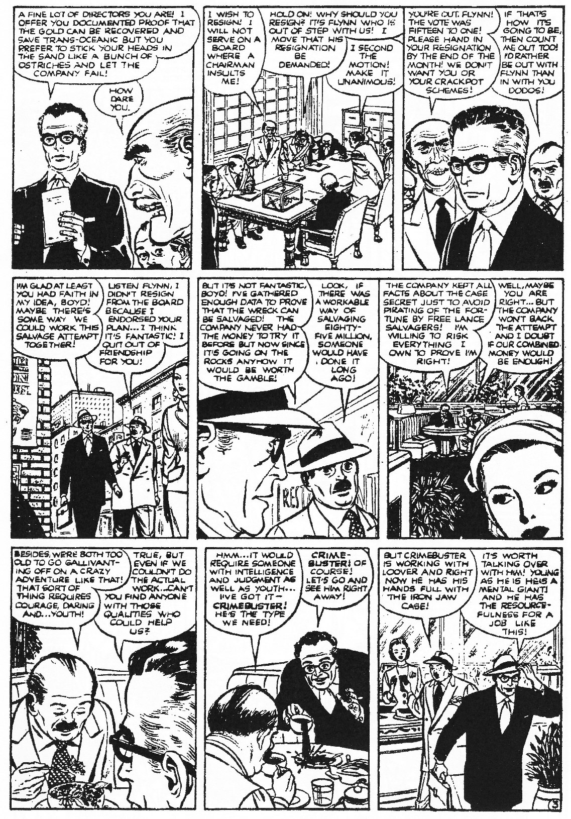 Read online Men of Mystery Comics comic -  Issue #75 - 25