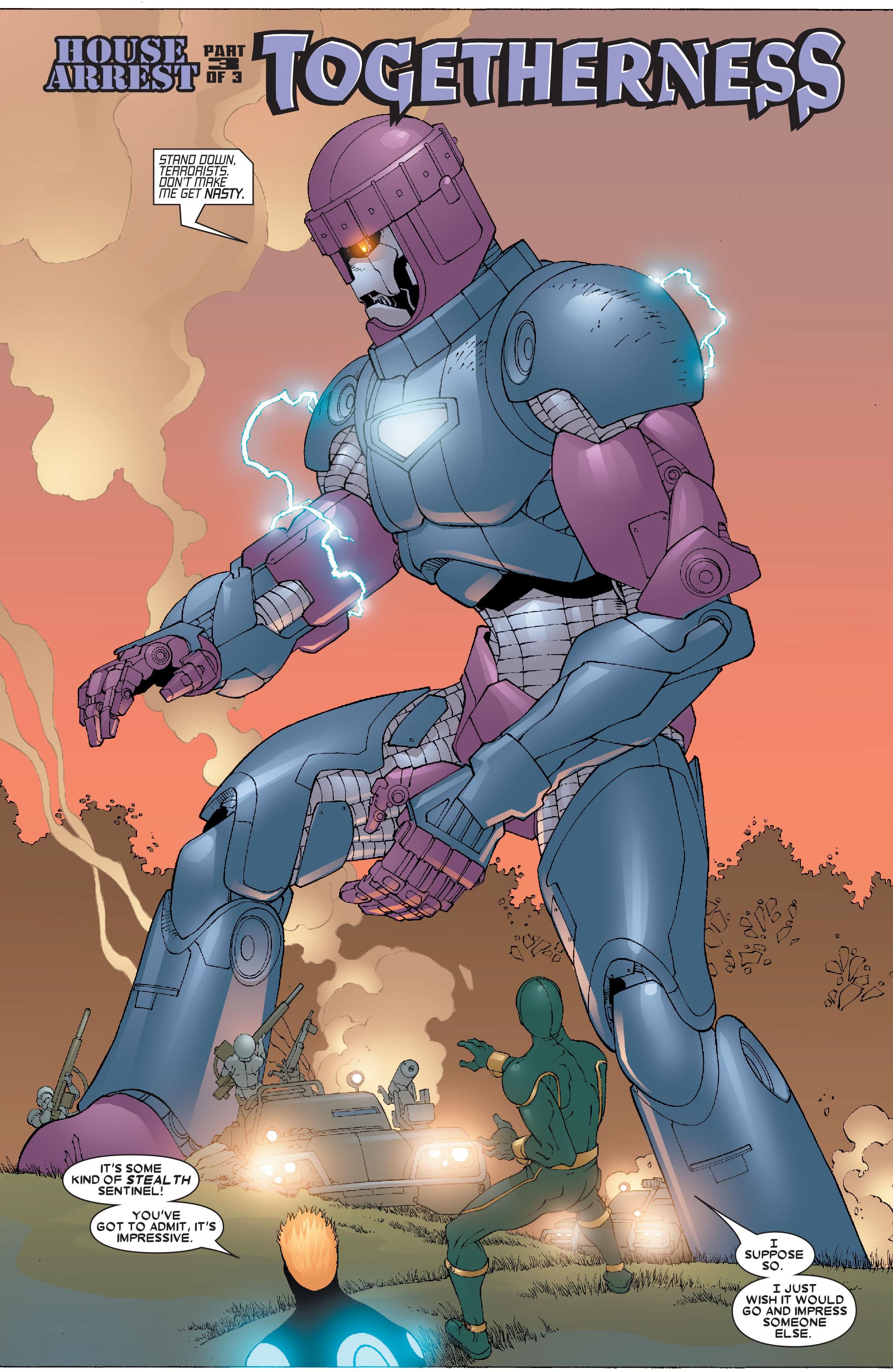 X-Men (1991) 179 Page 8