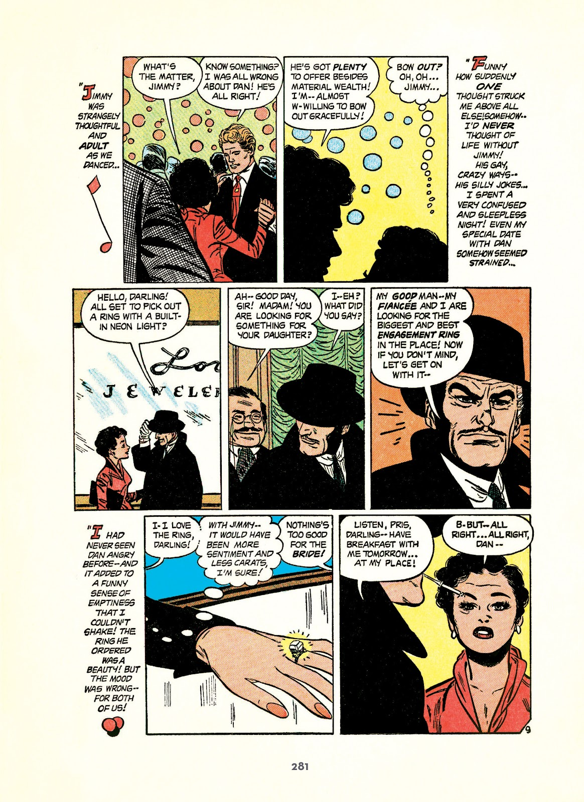 Read online Setting the Standard: Comics by Alex Toth 1952-1954 comic -  Issue # TPB (Part 3) - 82