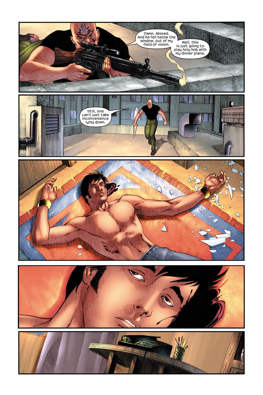 Captain Marvel (2002) Issue #9 #9 - English 20