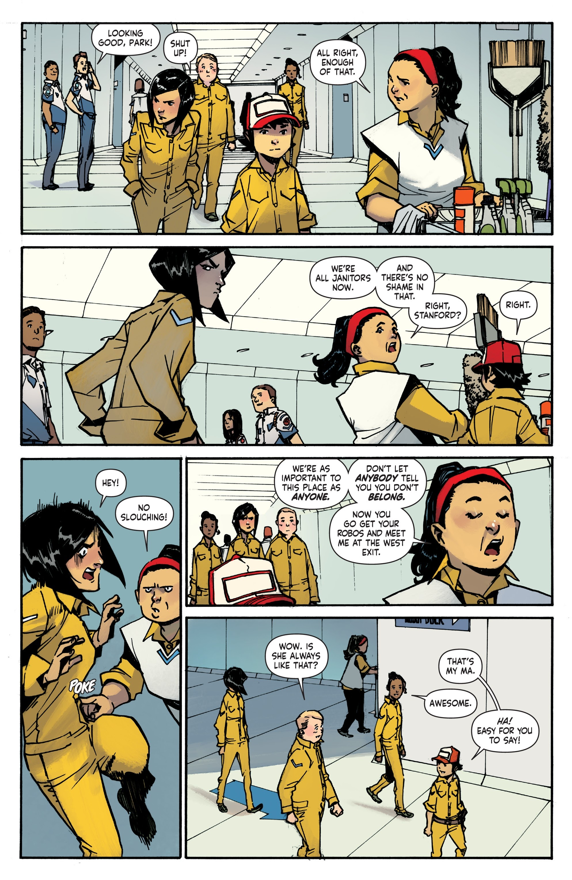 Mech Cadet Yu #_TPB_2 #15 - English 10