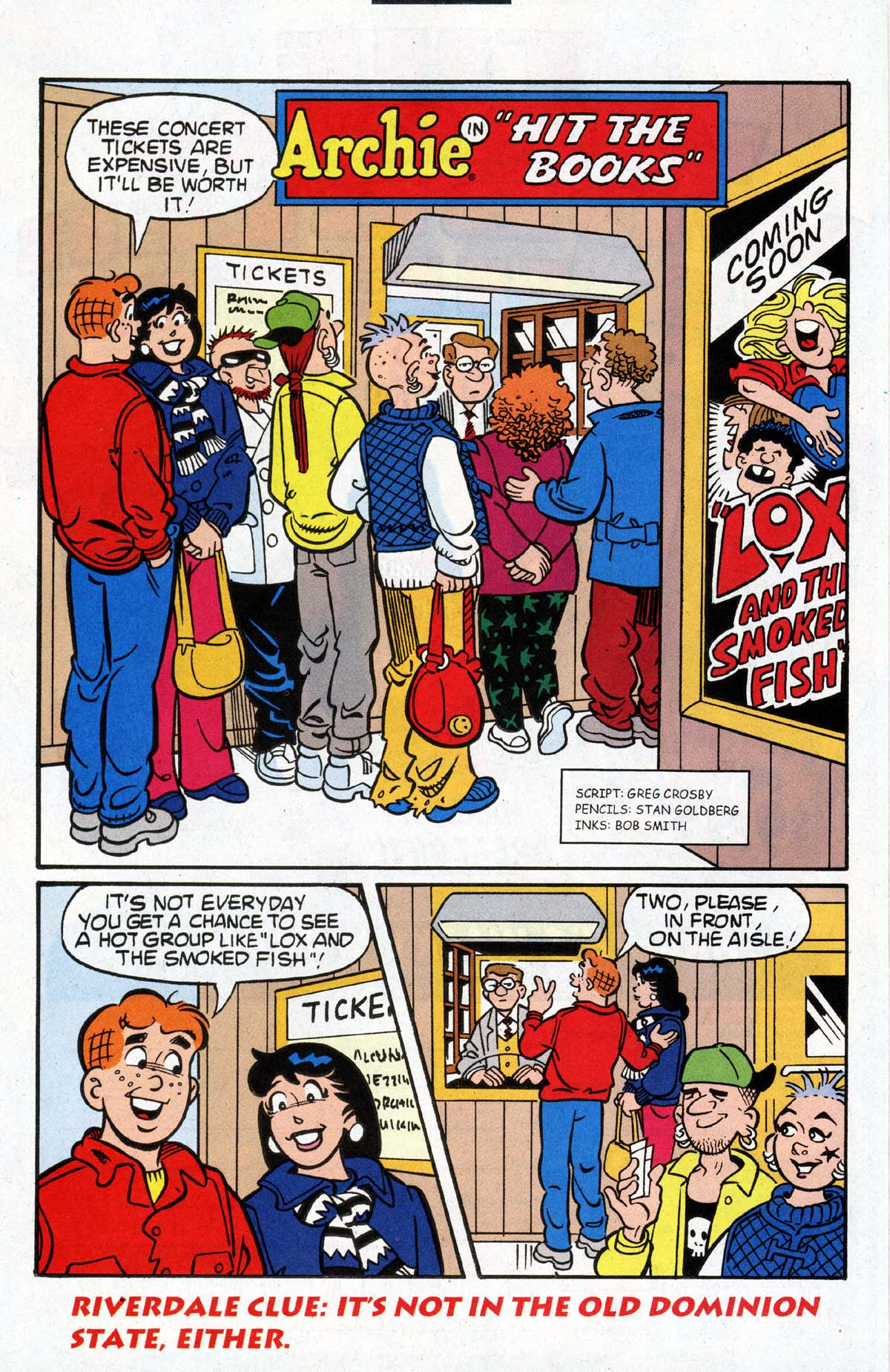 Read online Archie (1960) comic -  Issue #531 - 21