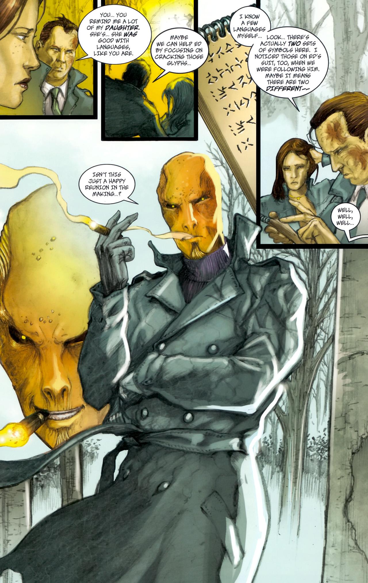Read online Phoenix comic -  Issue #5 - 16