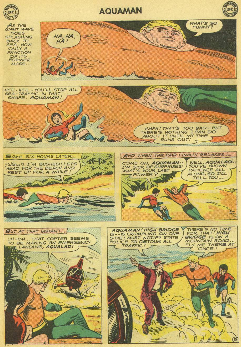 Read online Aquaman (1962) comic -  Issue #14 - 11