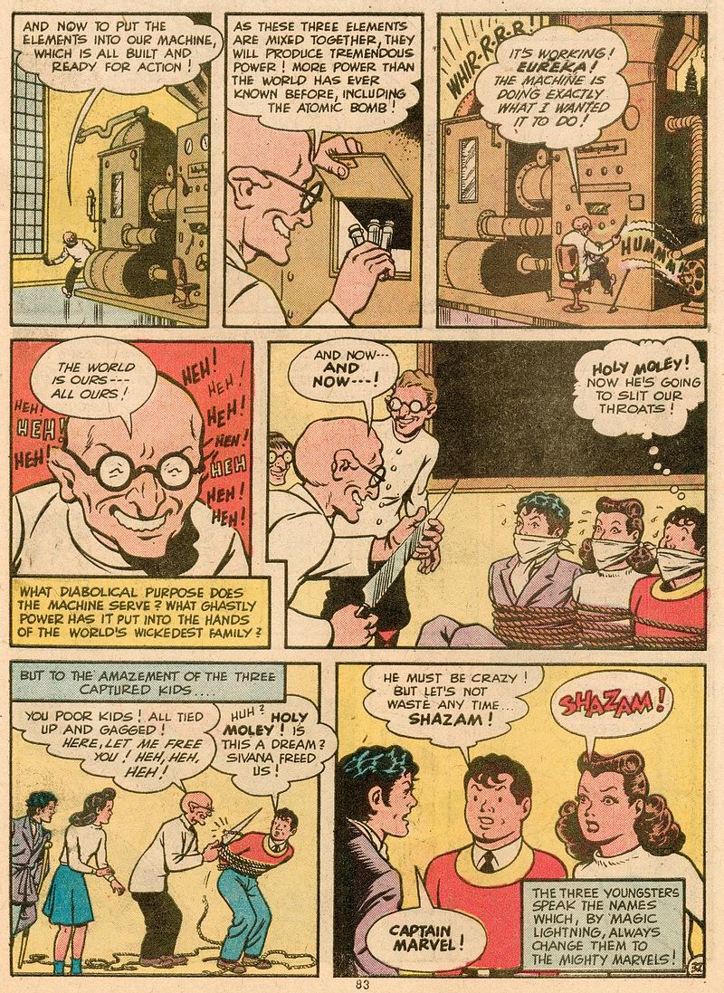 Read online Shazam! (1973) comic -  Issue #12 - 72