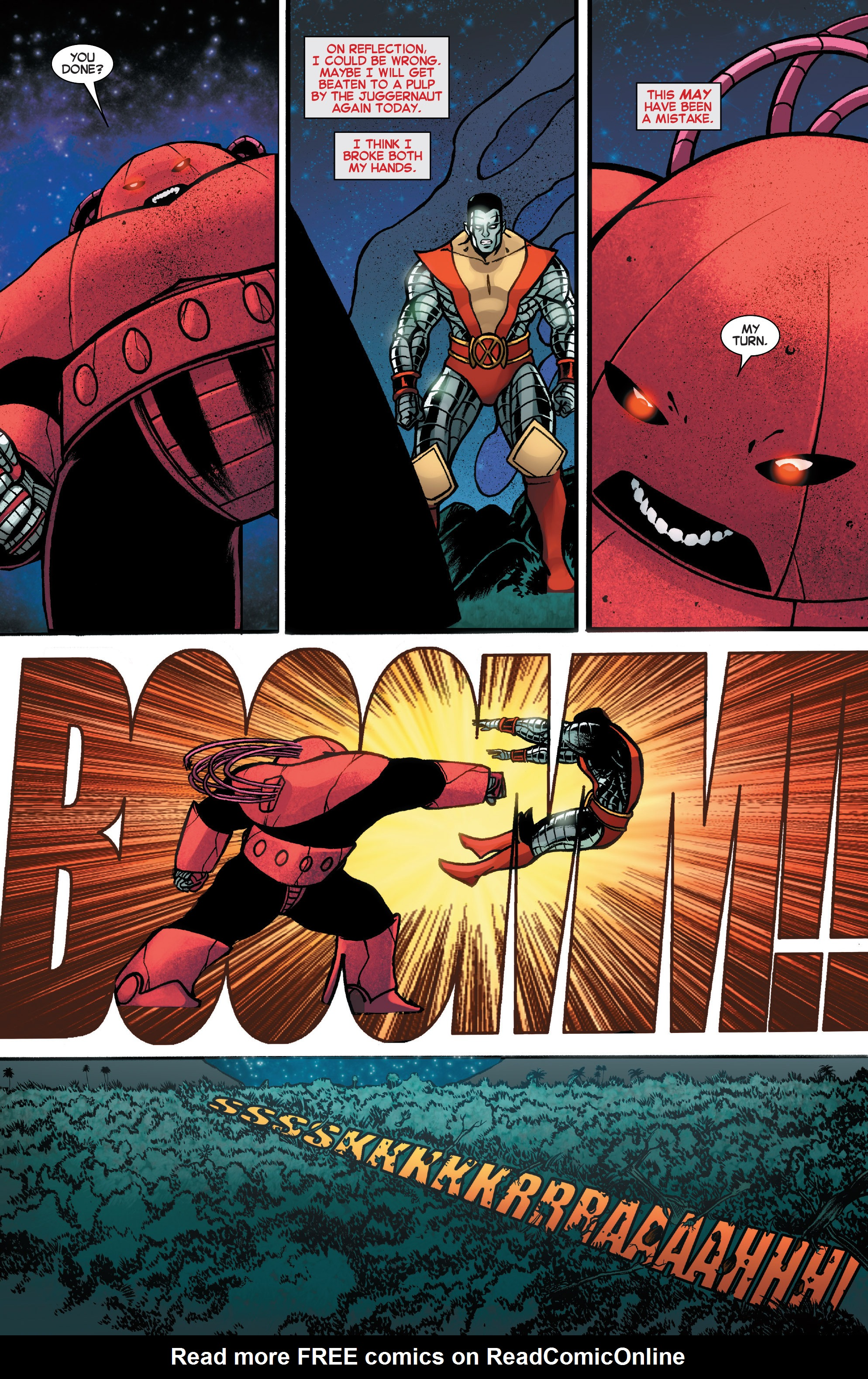 Read online Amazing X-Men (2014) comic -  Issue #19 - 15