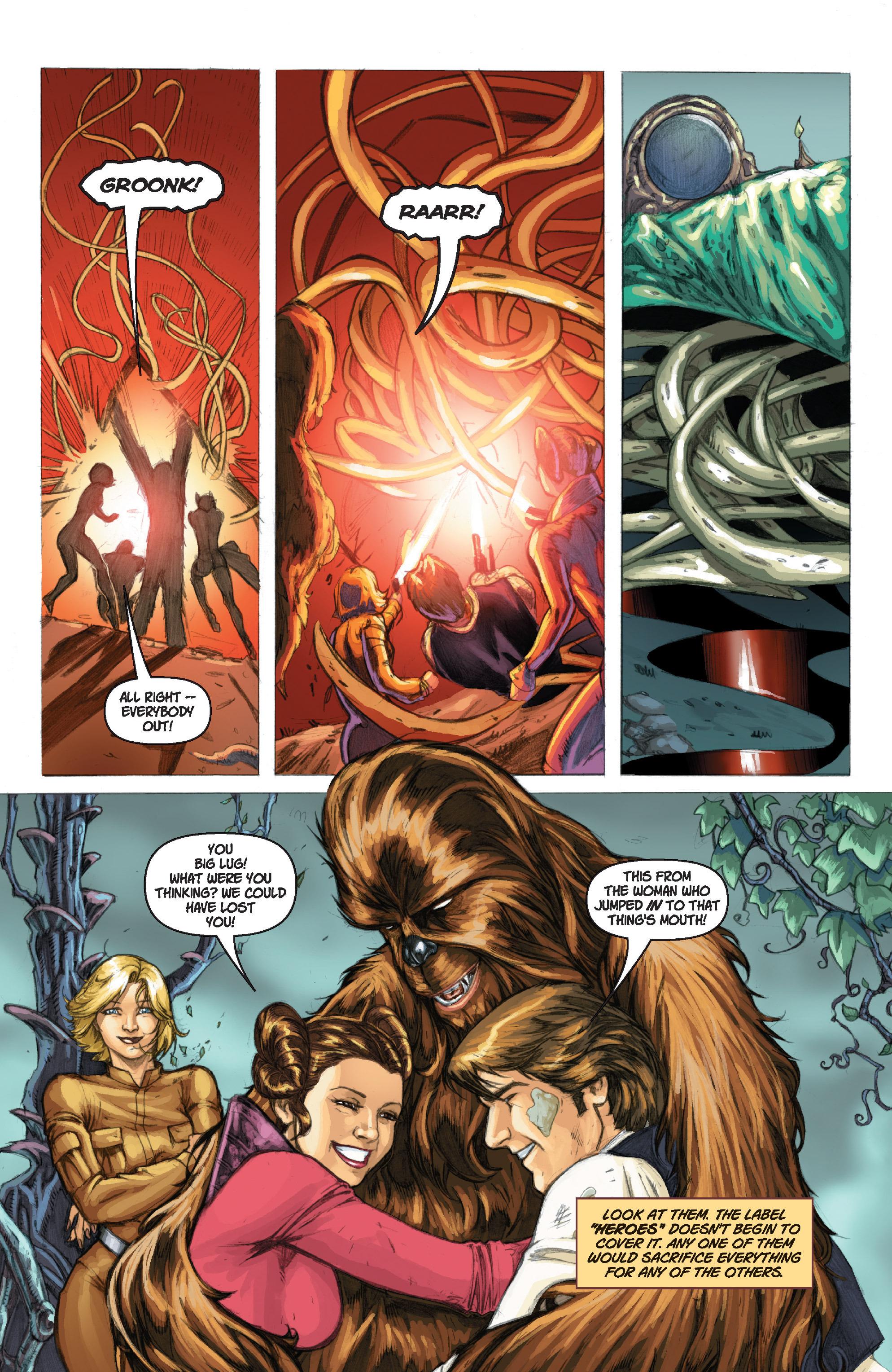 Read online Star Wars Omnibus comic -  Issue # Vol. 17 - 328