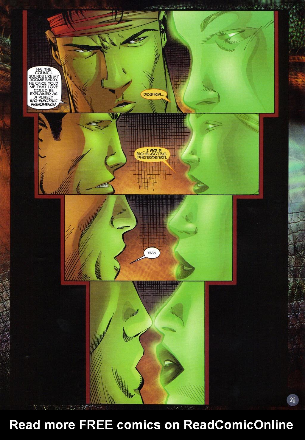 Read online Turok 2: Adon's Curse comic -  Issue # Full - 22
