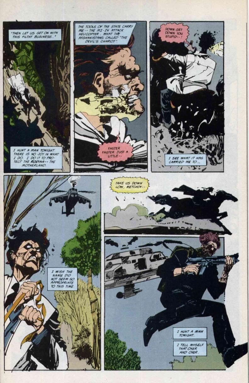 Read online Doctor Zero comic -  Issue #4 - 23