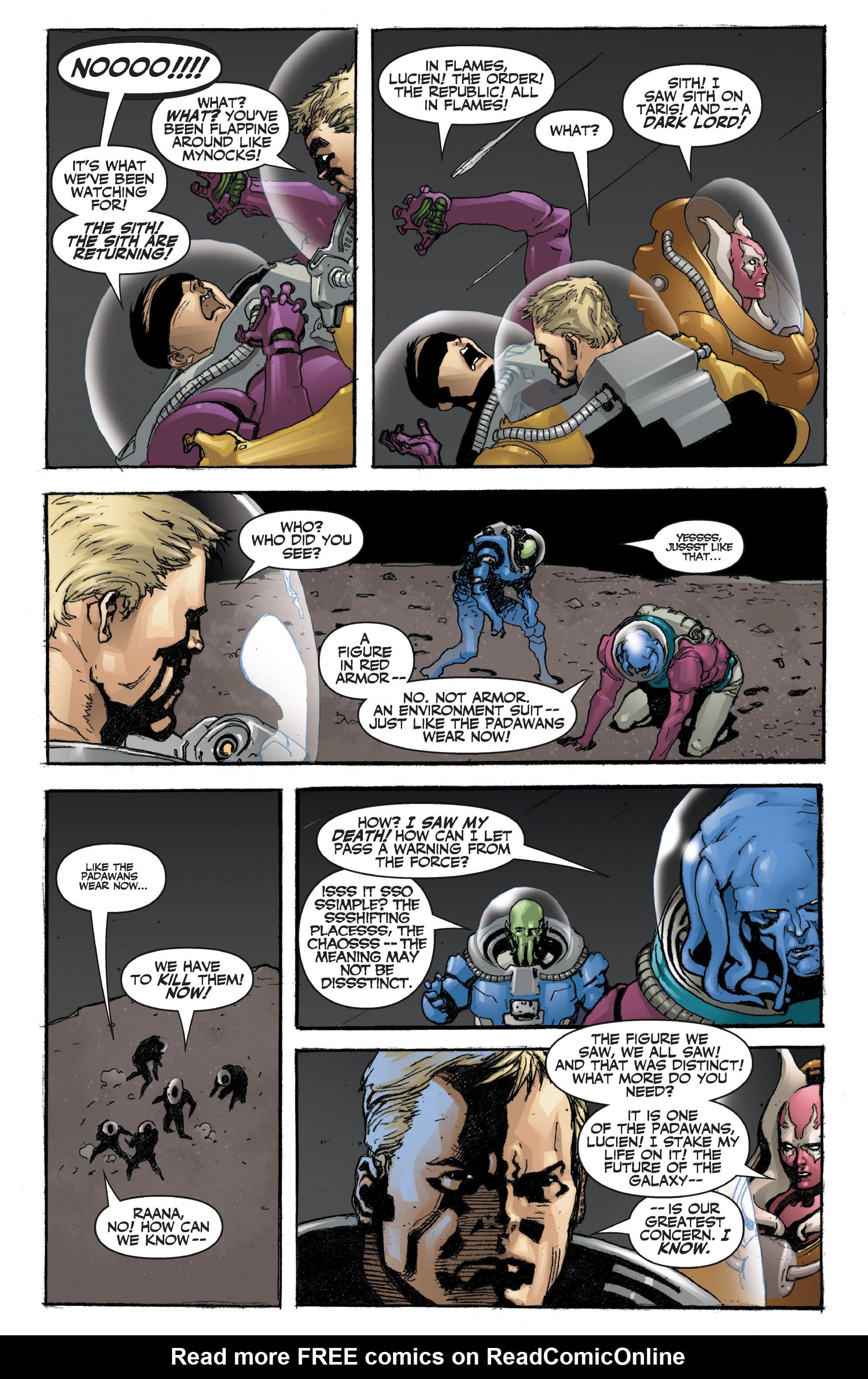 Read online Star Wars Omnibus comic -  Issue # Vol. 29 - 109