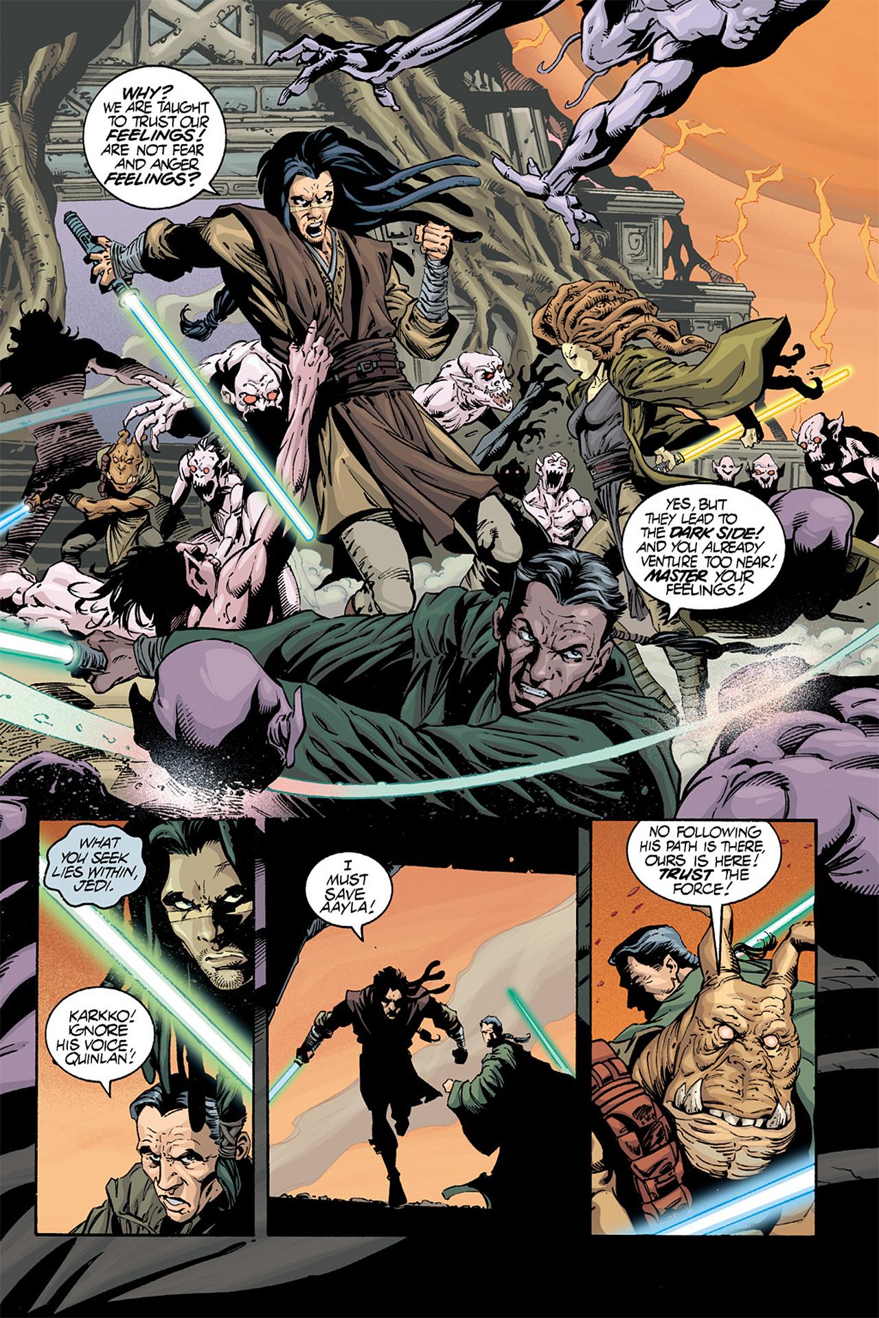 Read online Star Wars Omnibus comic -  Issue # Vol. 15 - 257