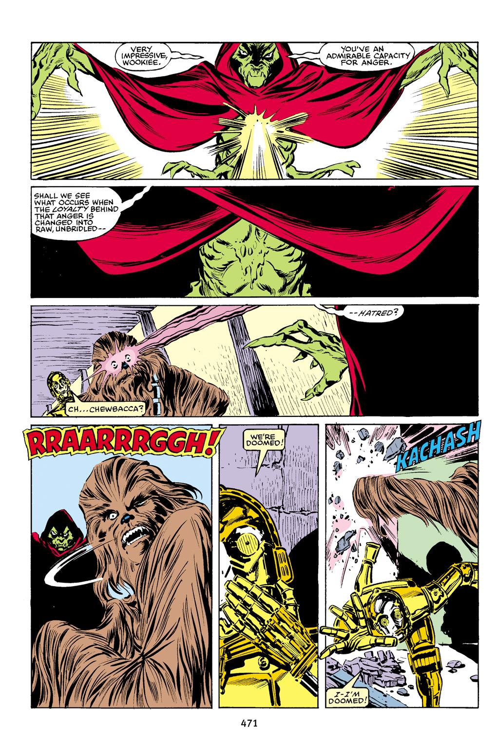 Read online Star Wars Omnibus comic -  Issue # Vol. 16 - 462