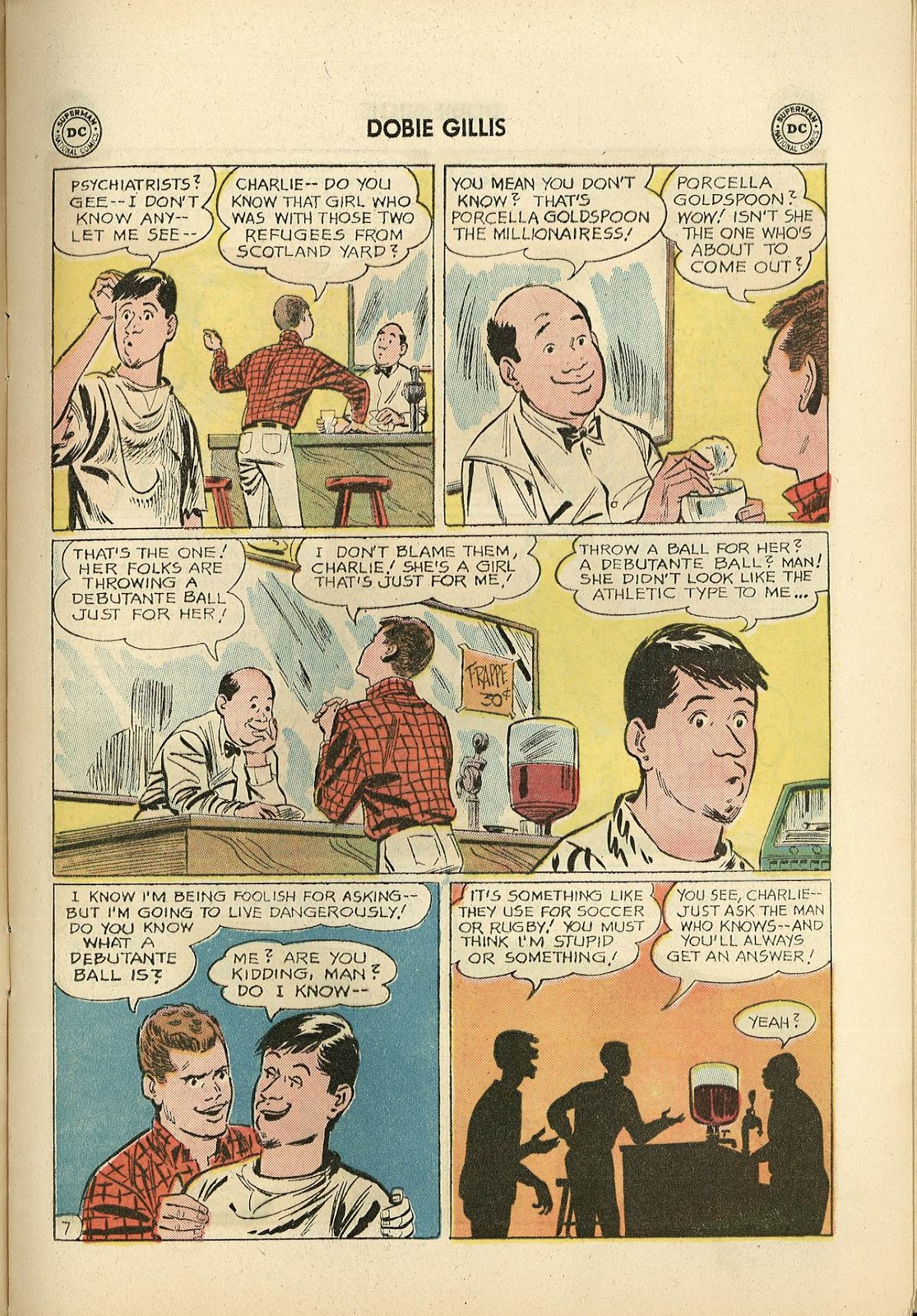 Many Loves of Dobie Gillis issue 22 - Page 9