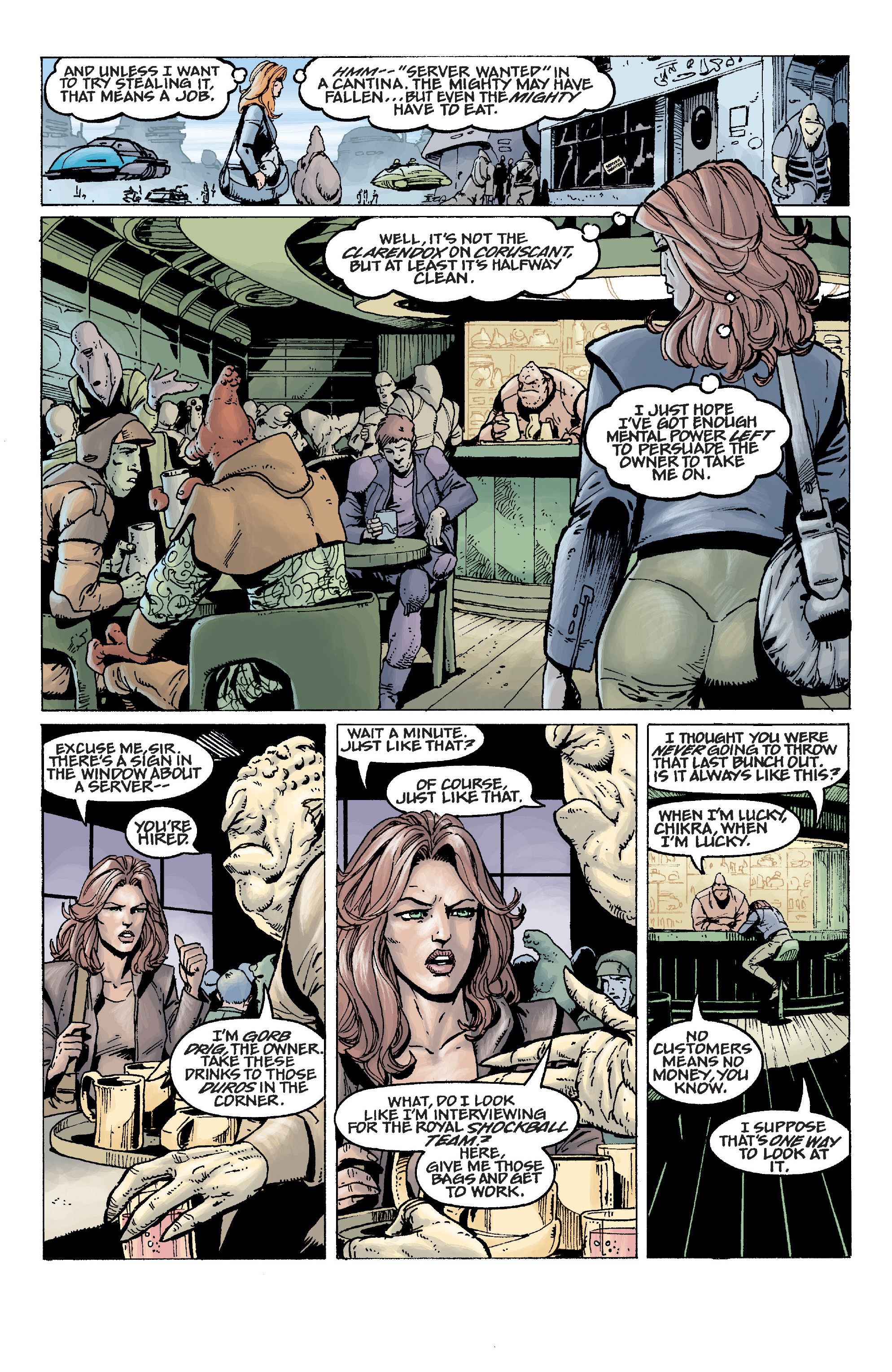 Read online Star Wars Omnibus comic -  Issue # Vol. 11 - 230
