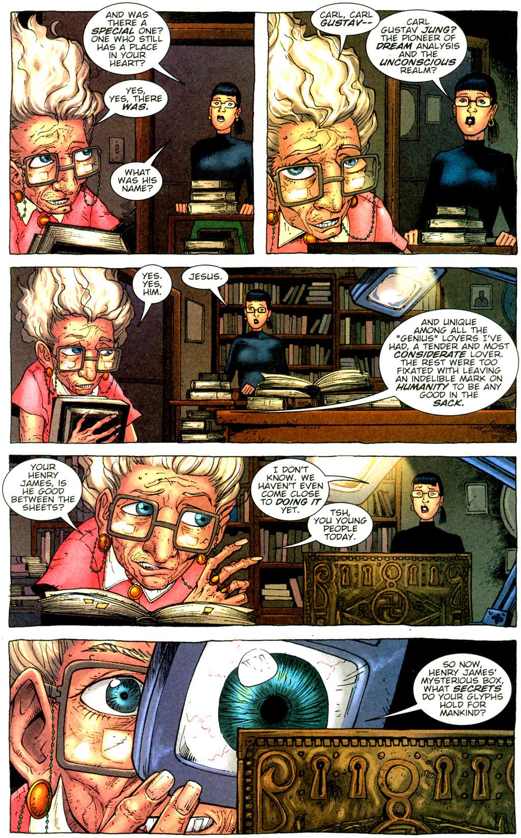 Read online The Exterminators comic -  Issue #9 - 12