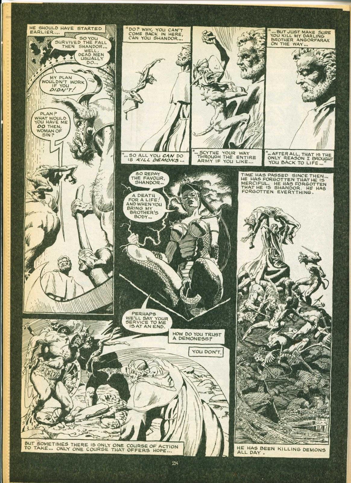 Warrior Issue #8 #9 - English 28