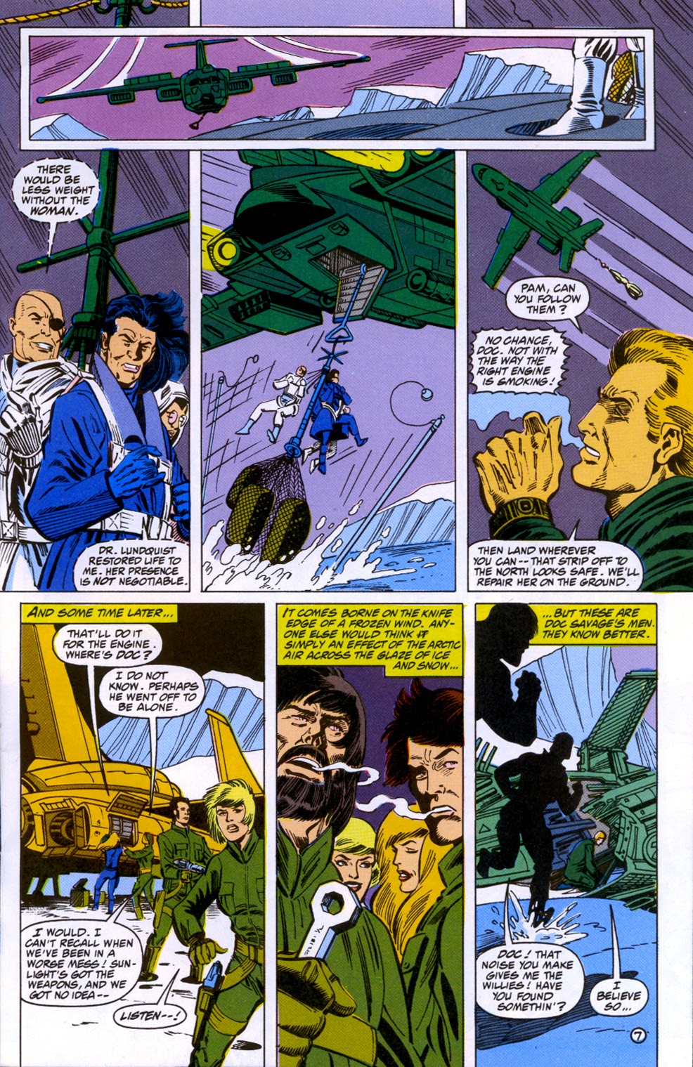 Doc Savage (1988) issue 13 - Page 9