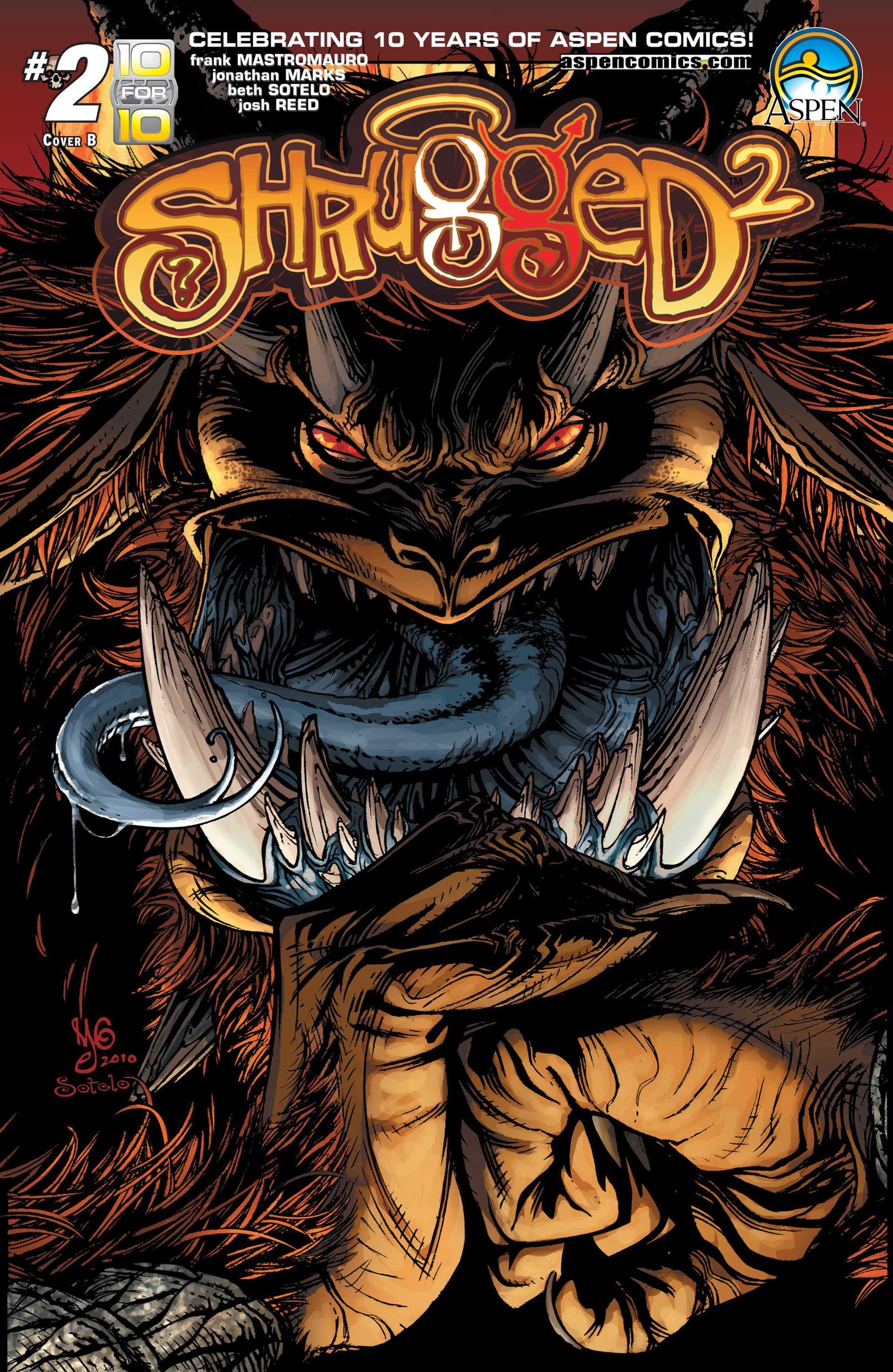 Read online Shrugged (2013) comic -  Issue #2 - 2