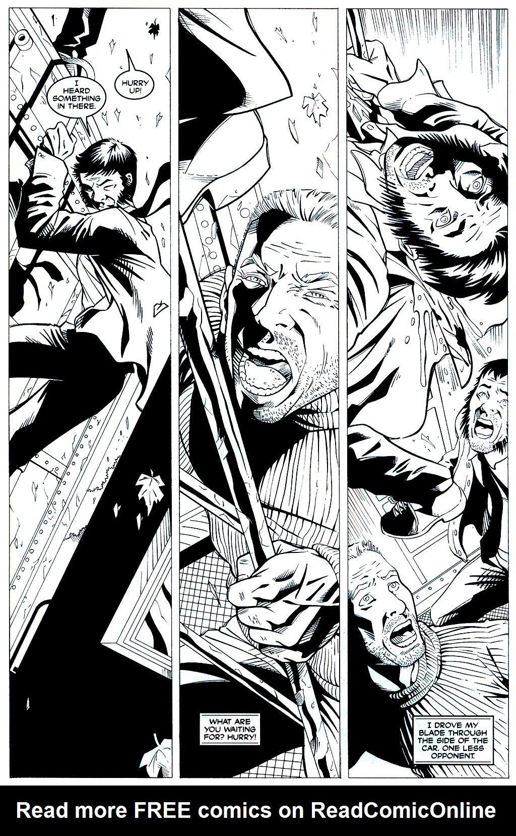 Read online Shi: Sempo comic -  Issue #2 - 16