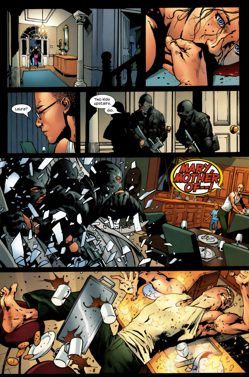 Read online Ultimates 2 comic -  Issue #7 - 20