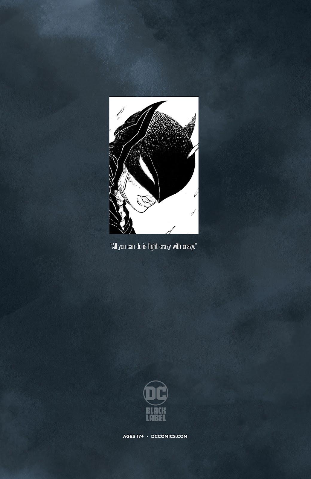 Dark Knight Returns: The Golden Child issue Full - Page 52
