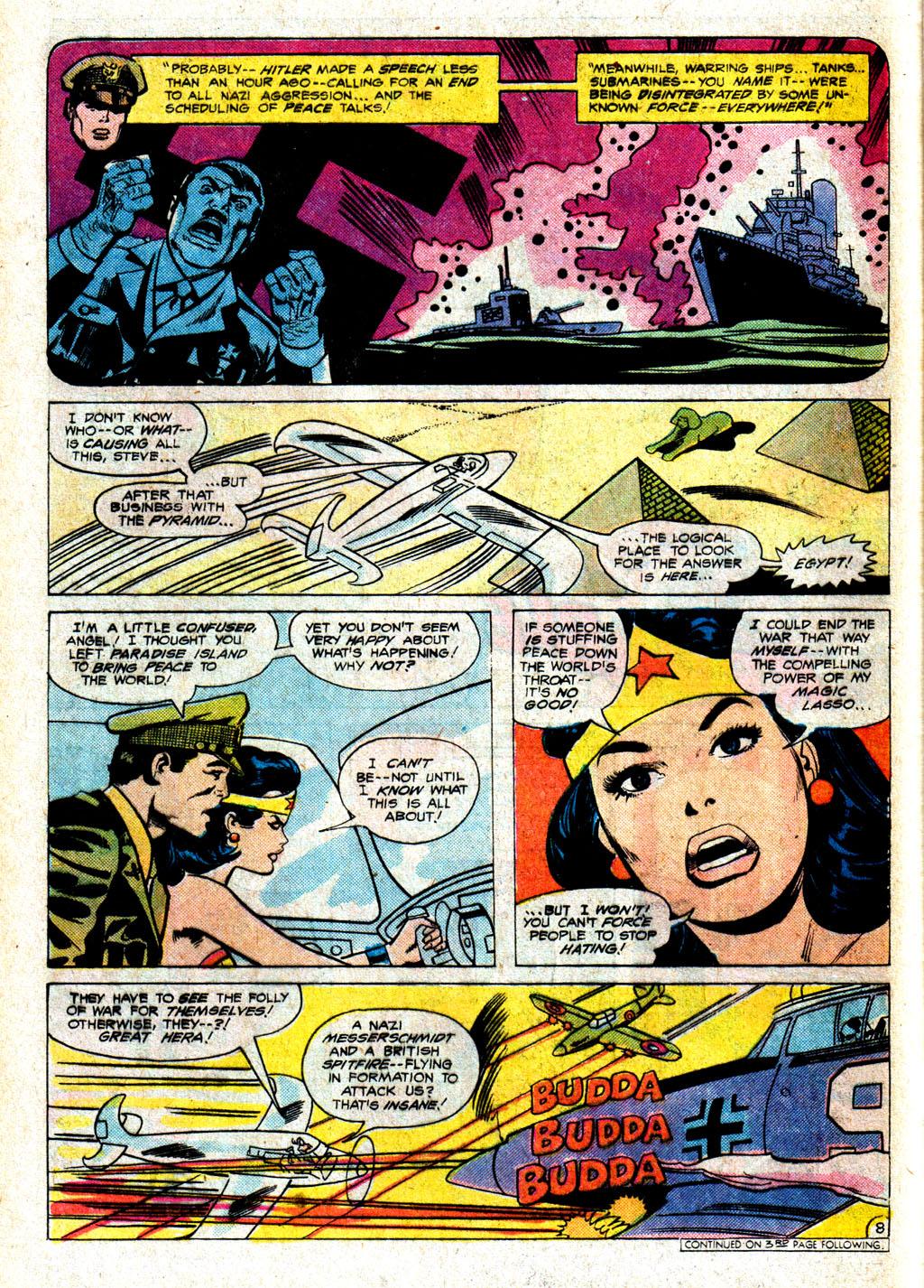 Read online Wonder Woman (1942) comic -  Issue #231 - 12