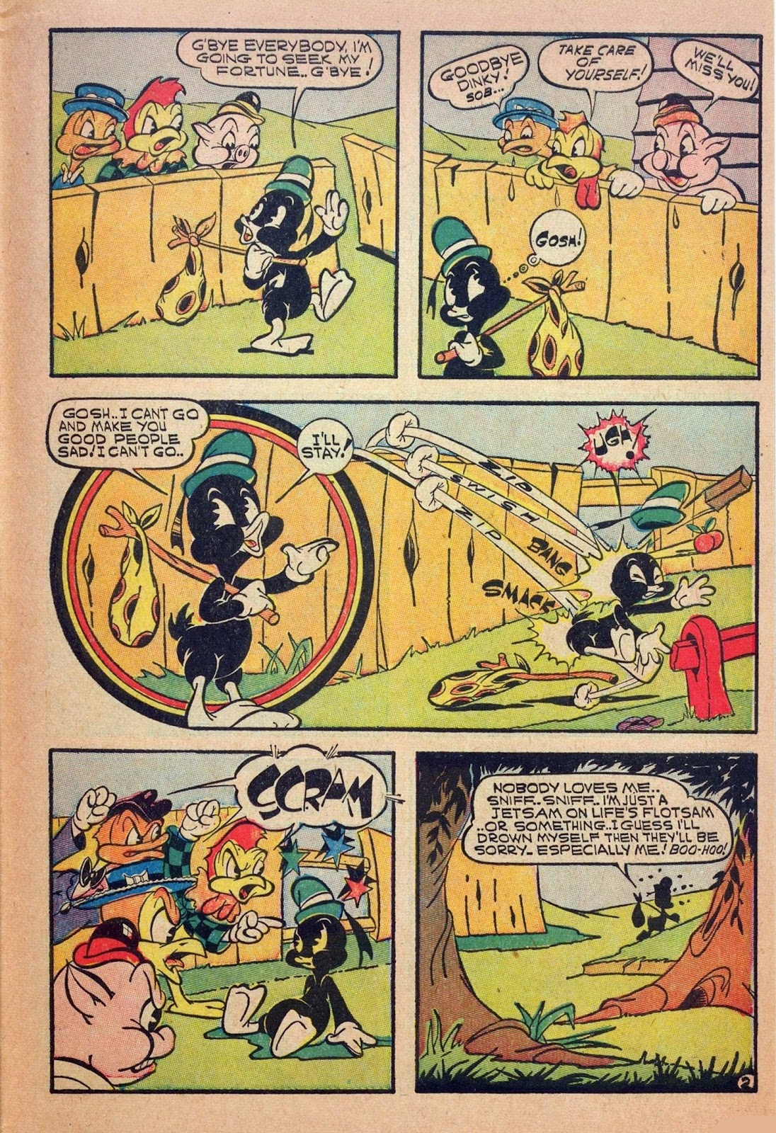 Terry-Toons Comics issue 21 - Page 43