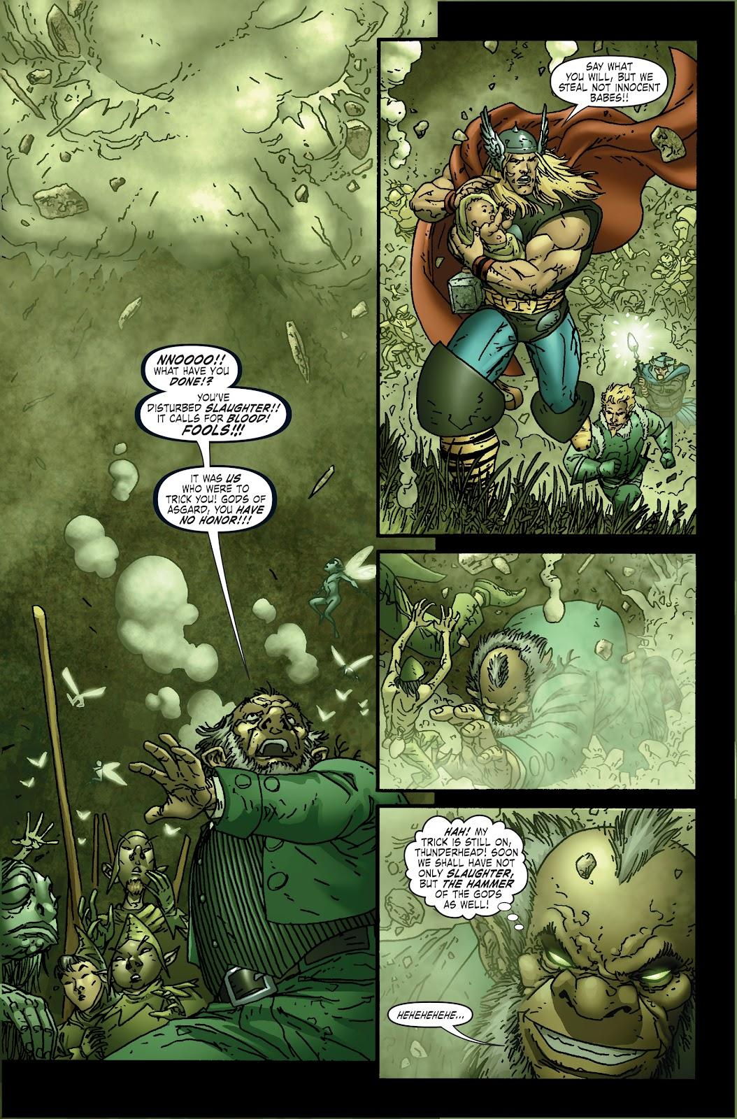 Read online Thor: Ragnaroks comic -  Issue # TPB (Part 1) - 86