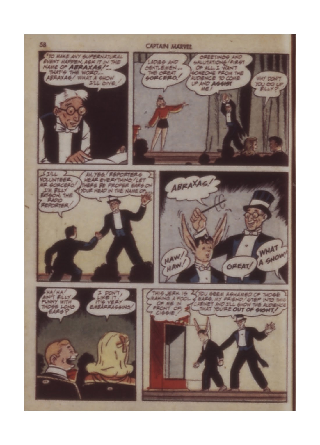 Captain Marvel Adventures issue 12 - Page 58