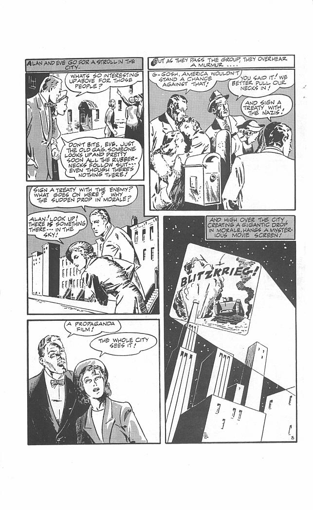 Read online Golden-Age Men of Mystery comic -  Issue #10 - 12