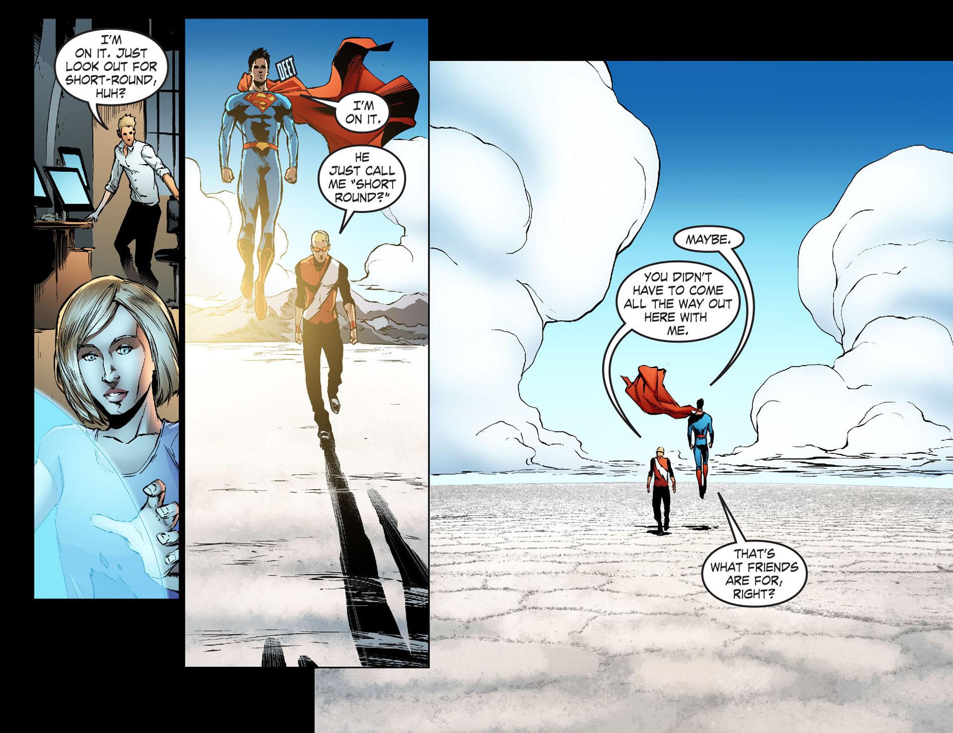 Read online Smallville: Season 11 comic -  Issue #33 - 6